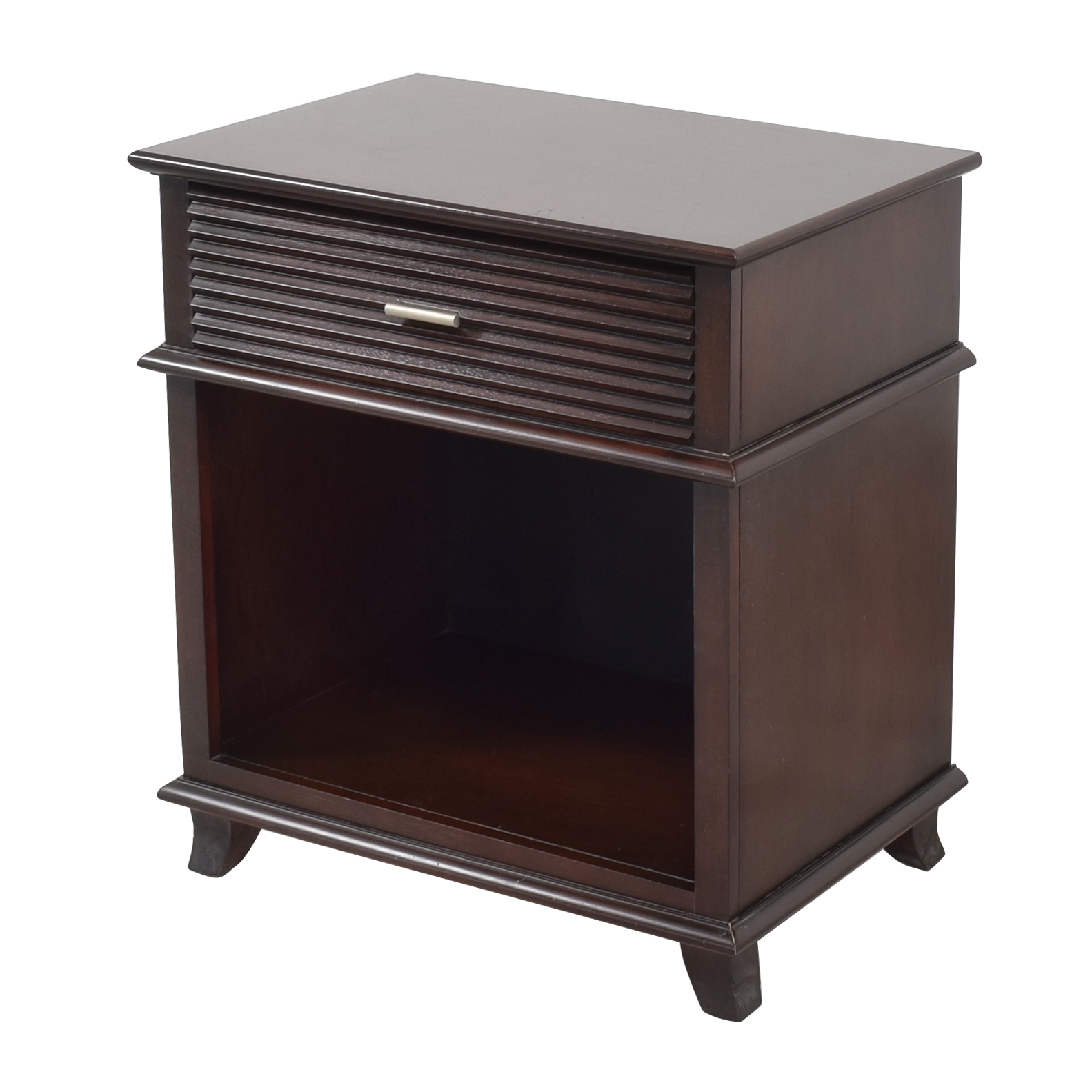 Lane Furniture Lane Furniture Ribbed Drawer Nightstand