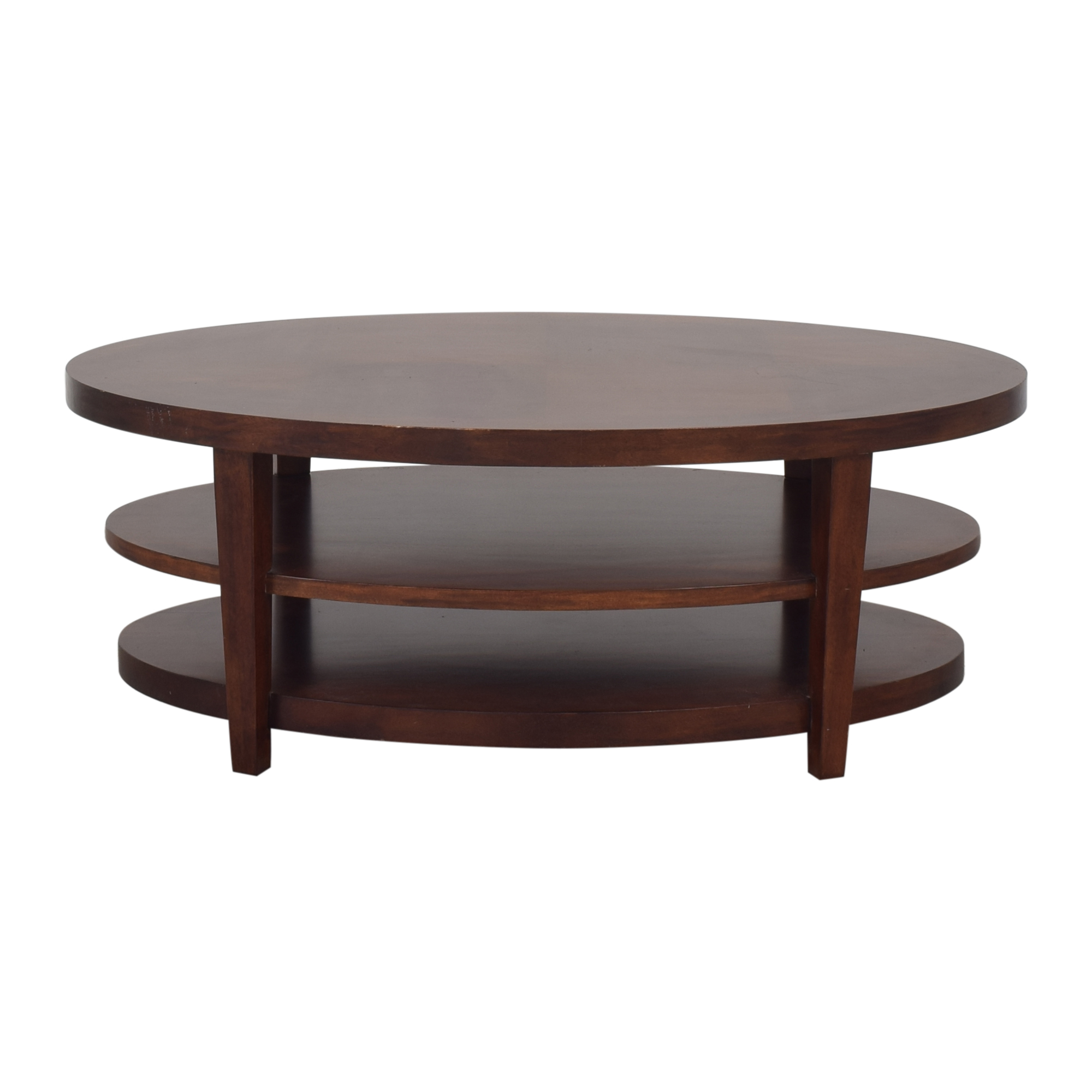 Lane Furniture Lane Furniture Three Tier Coffee Table dimensions