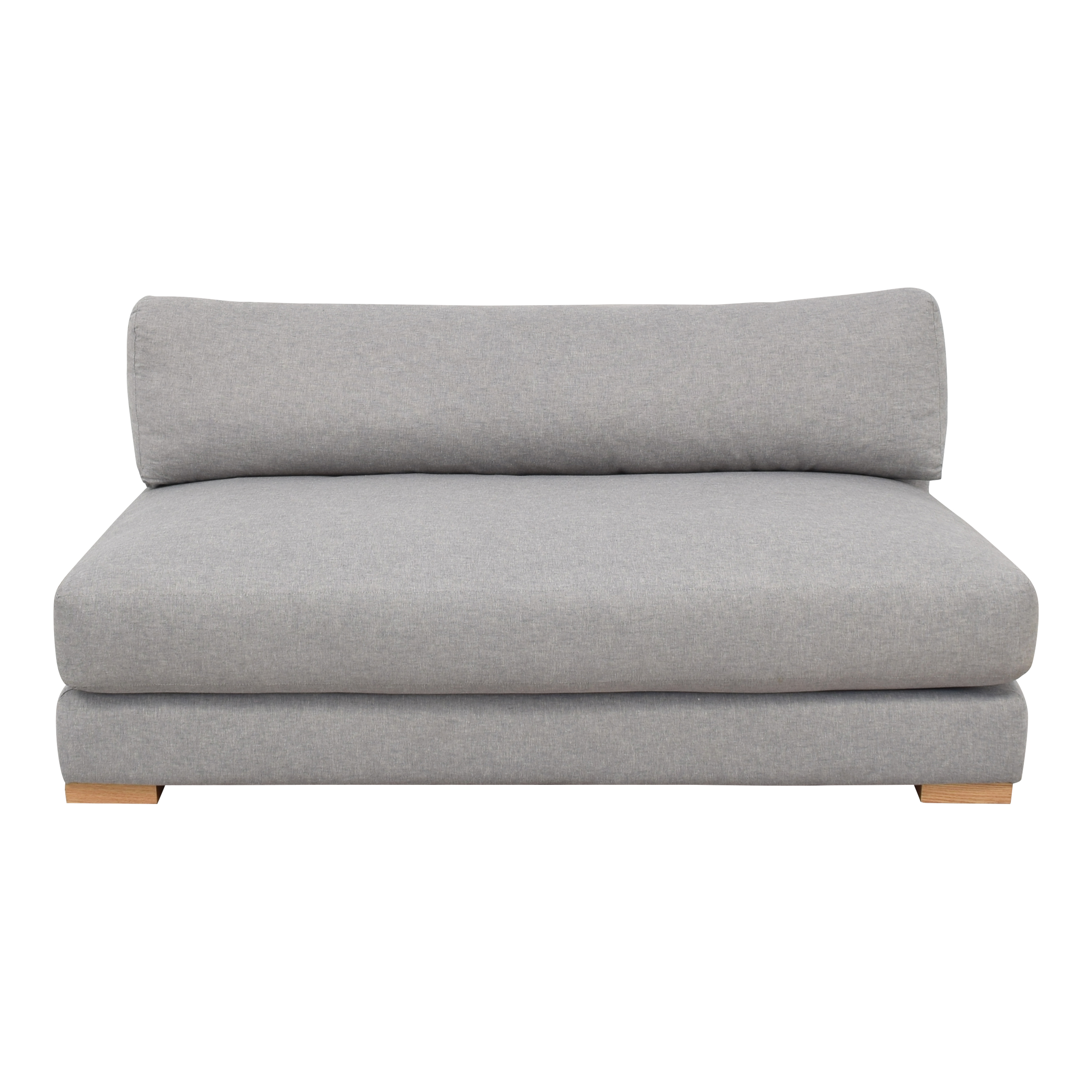 shop CB2 CB2 Piazza Snow Apartment Sofa online