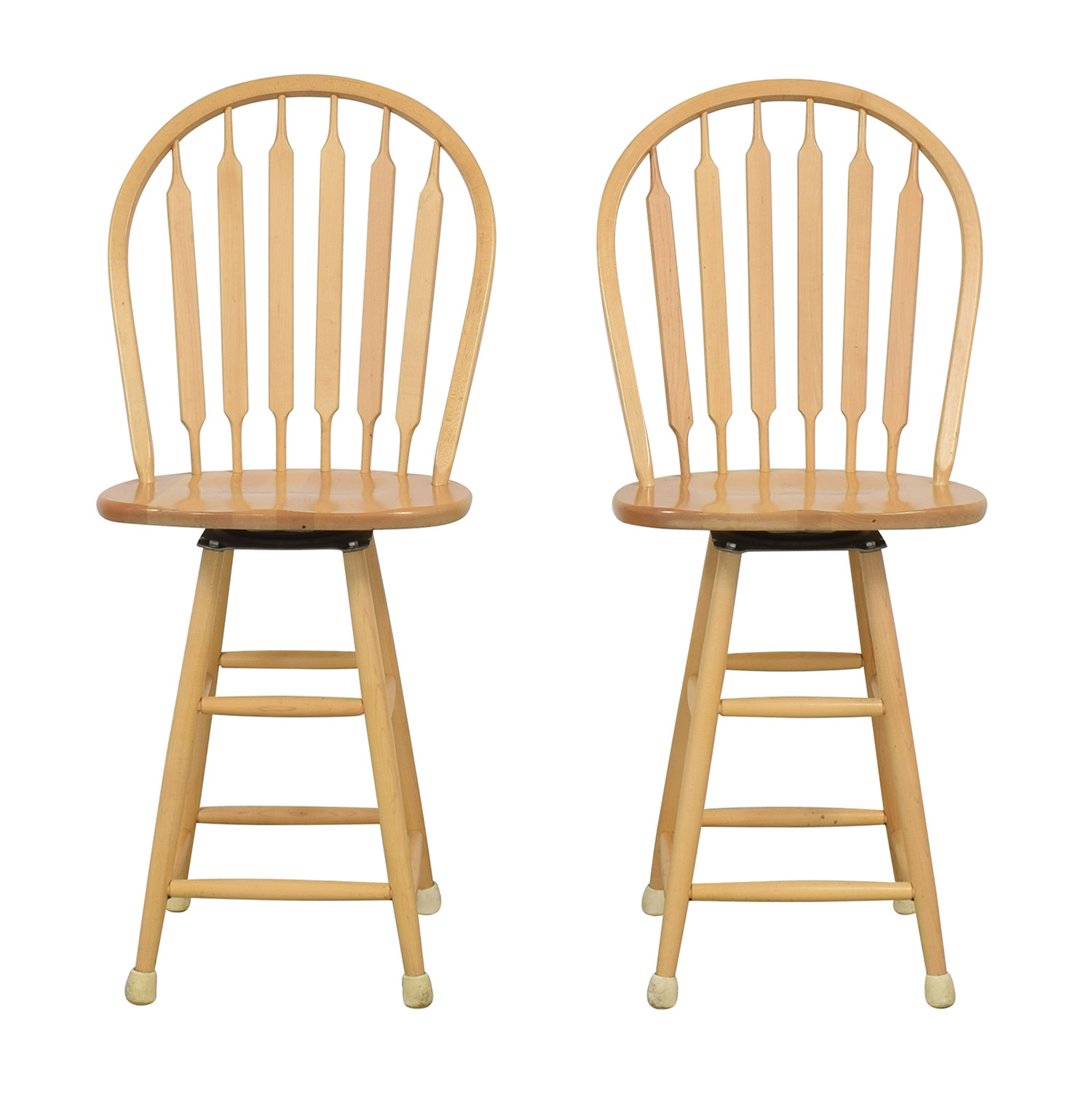 Counter Height Windsor Chairs for sale