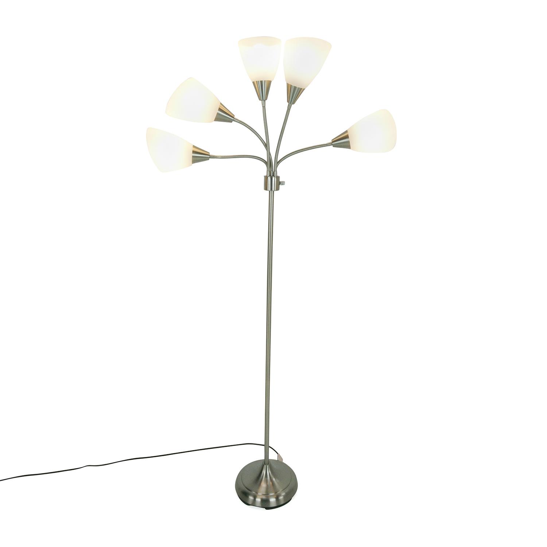 shop crate barrel floor lamps. Black Bedroom Furniture Sets. Home Design Ideas