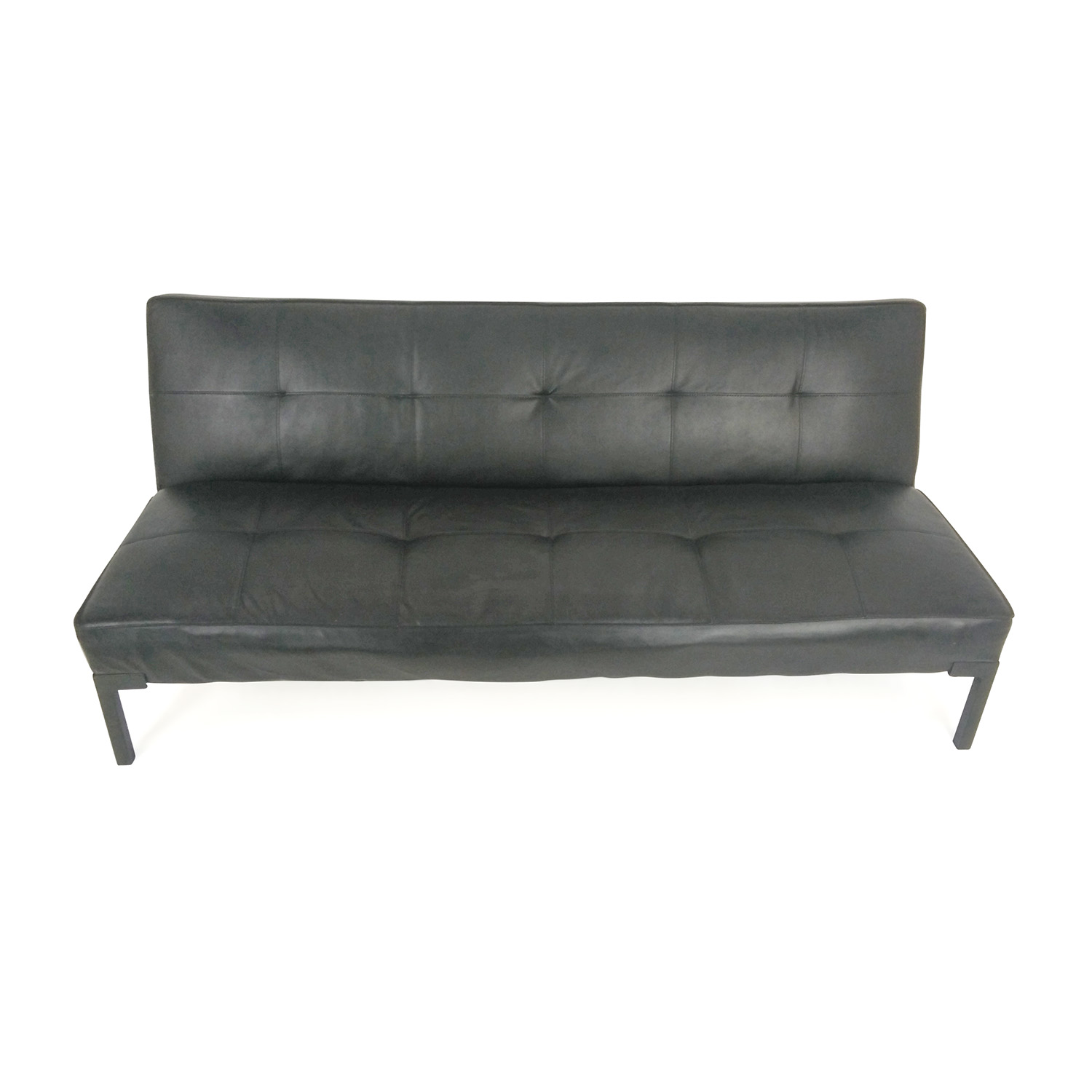 ... French Make French Make Leather Adjustable Futon Coupon ...