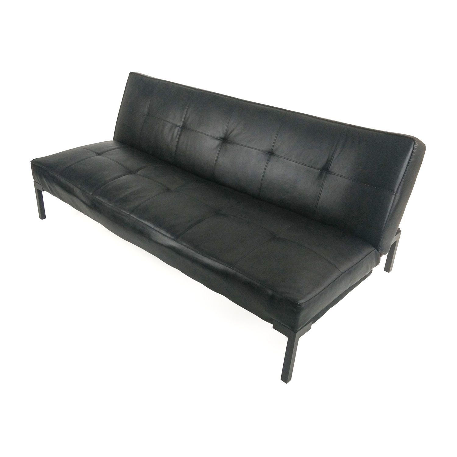 ... Buy French Make Leather Adjustable Futon French Make Sofas ...
