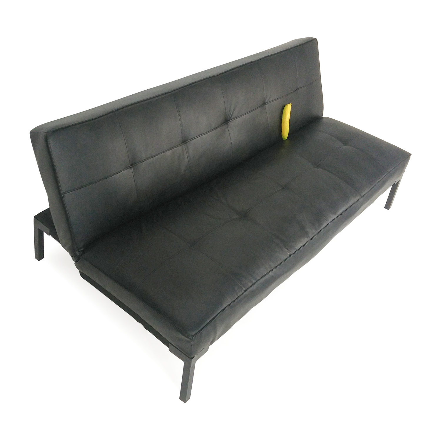 Captivating ... French Make French Make Leather Adjustable Futon Coupon ...