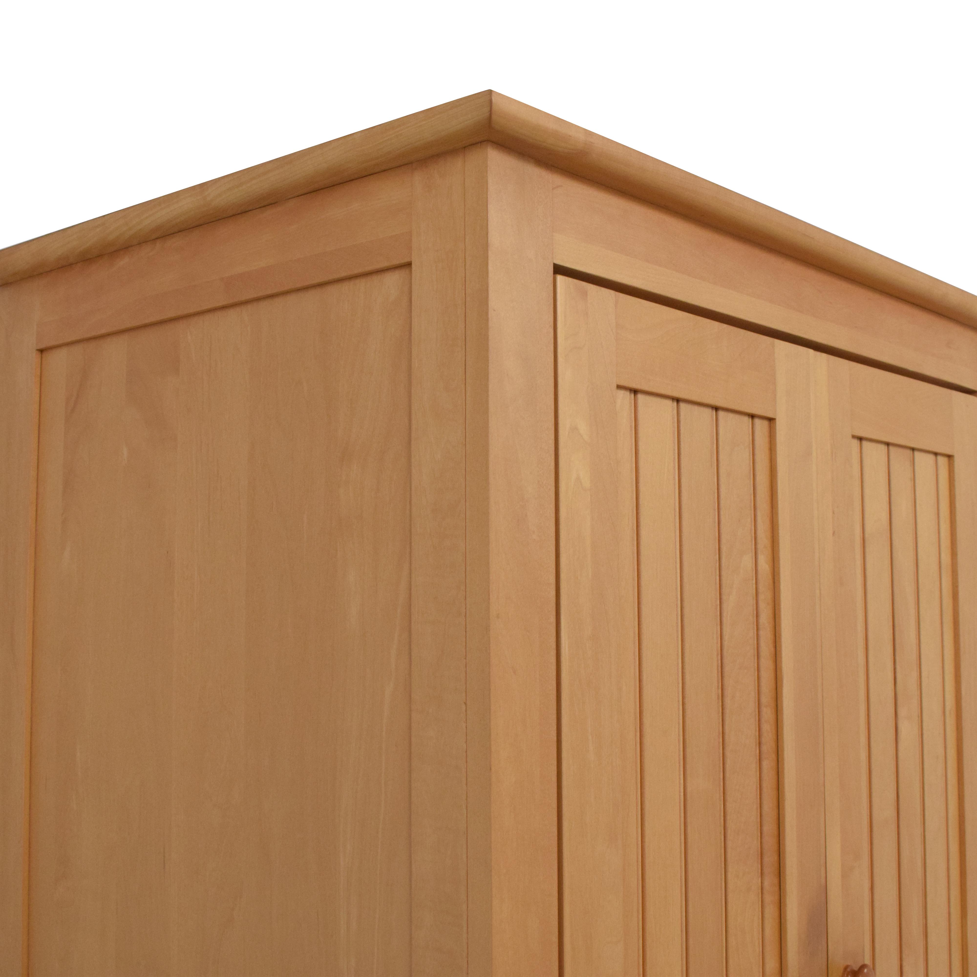 Crate & Barrel Crate & Barrel Bedroom Armoire price