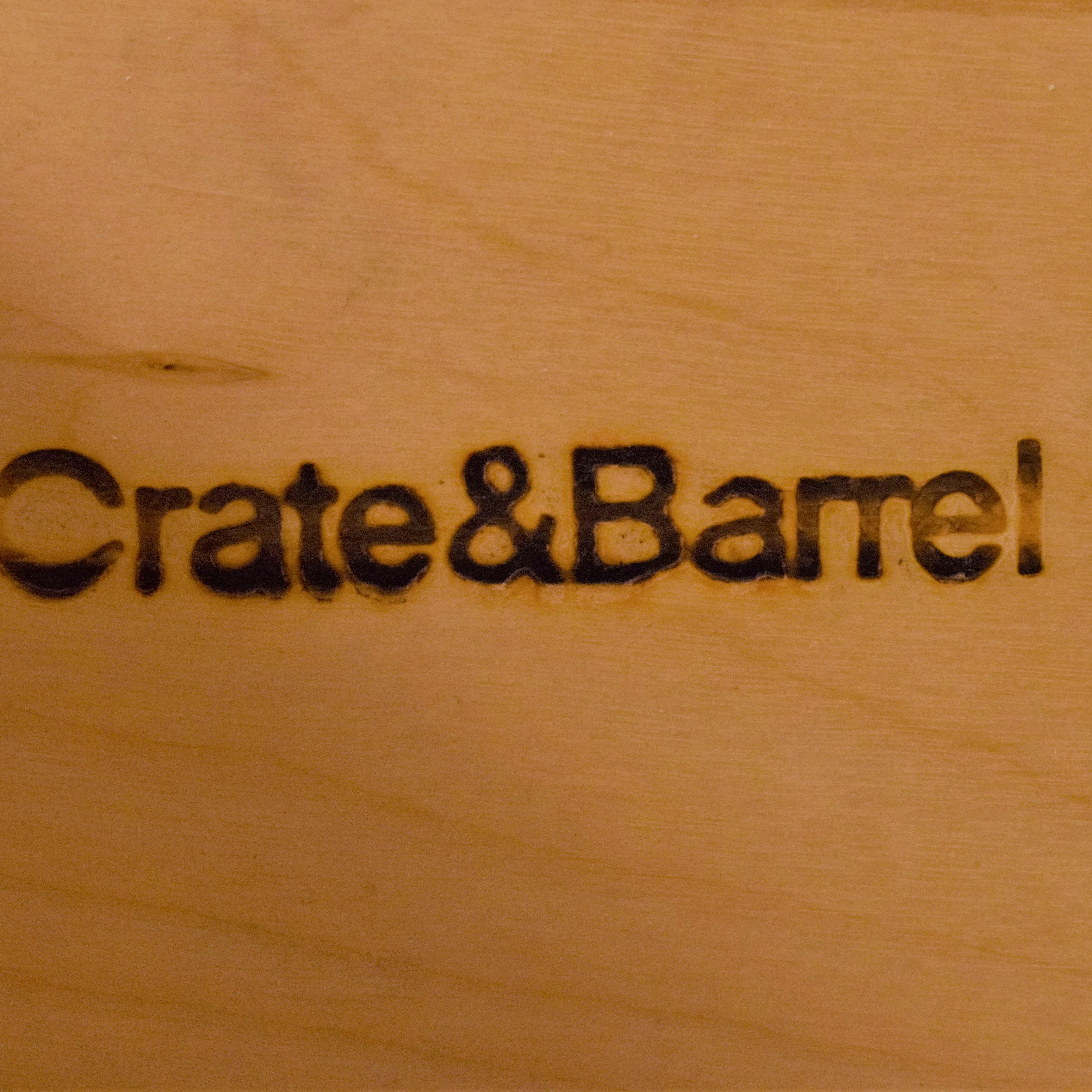 Crate & Barrel Crate & Barrel Bedroom Armoire for sale