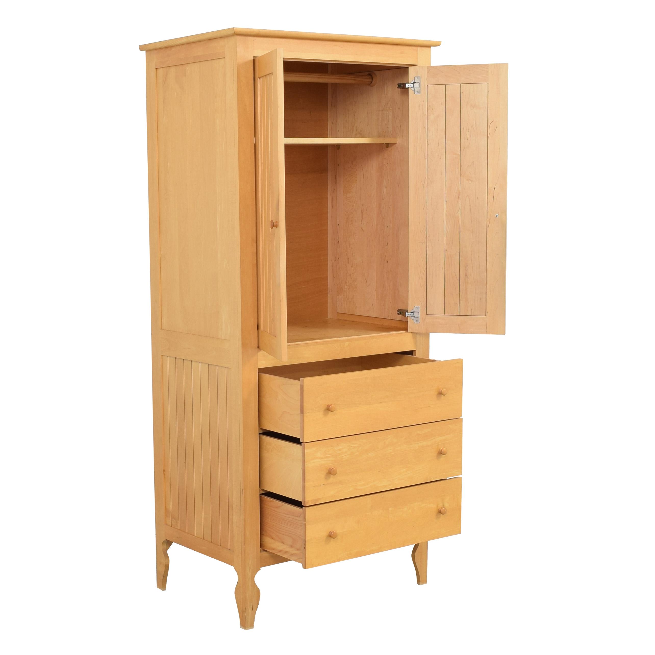 Crate & Barrel Crate & Barrel Bedroom Armoire