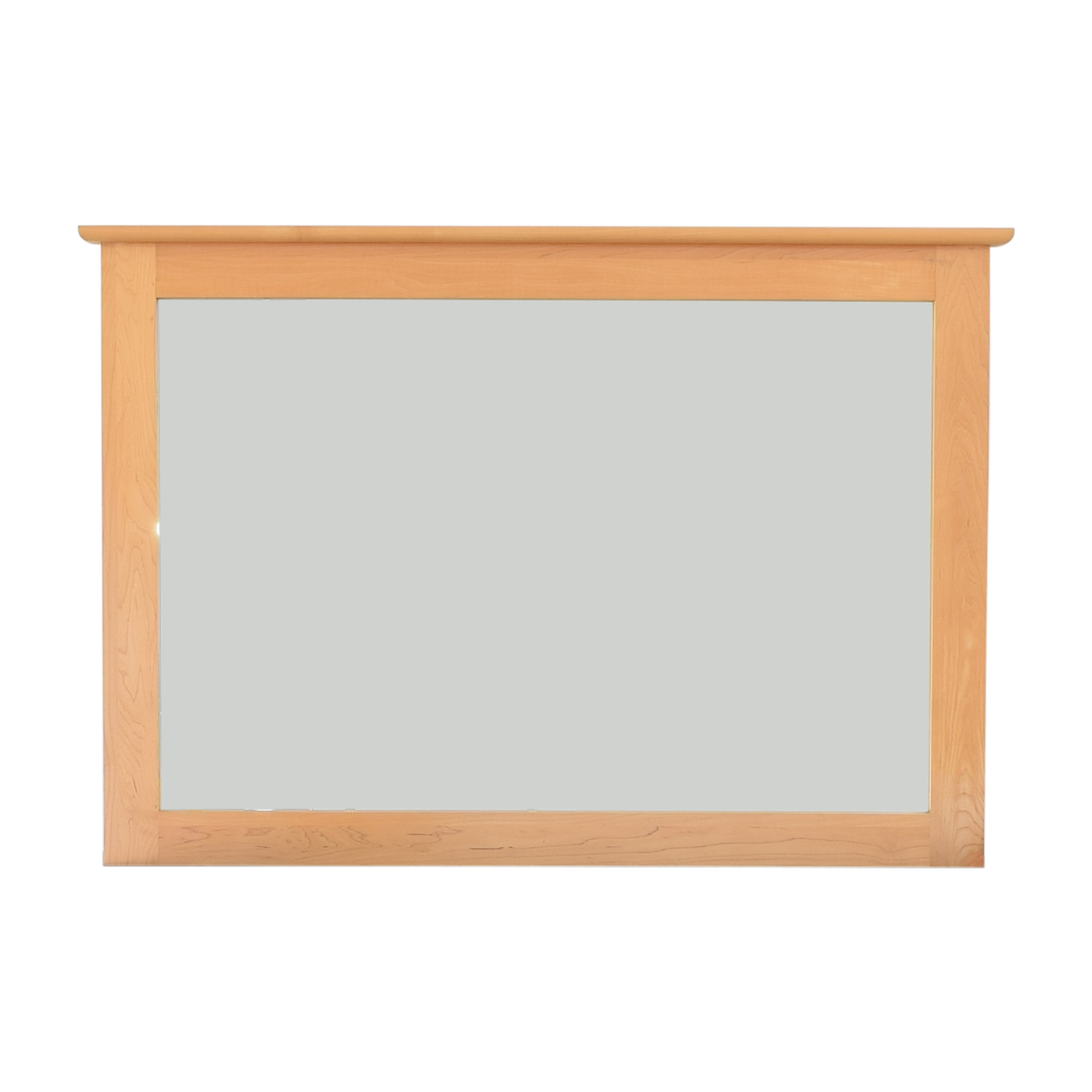 shop Crate & Barrel Framed Mirror Crate & Barrel Mirrors