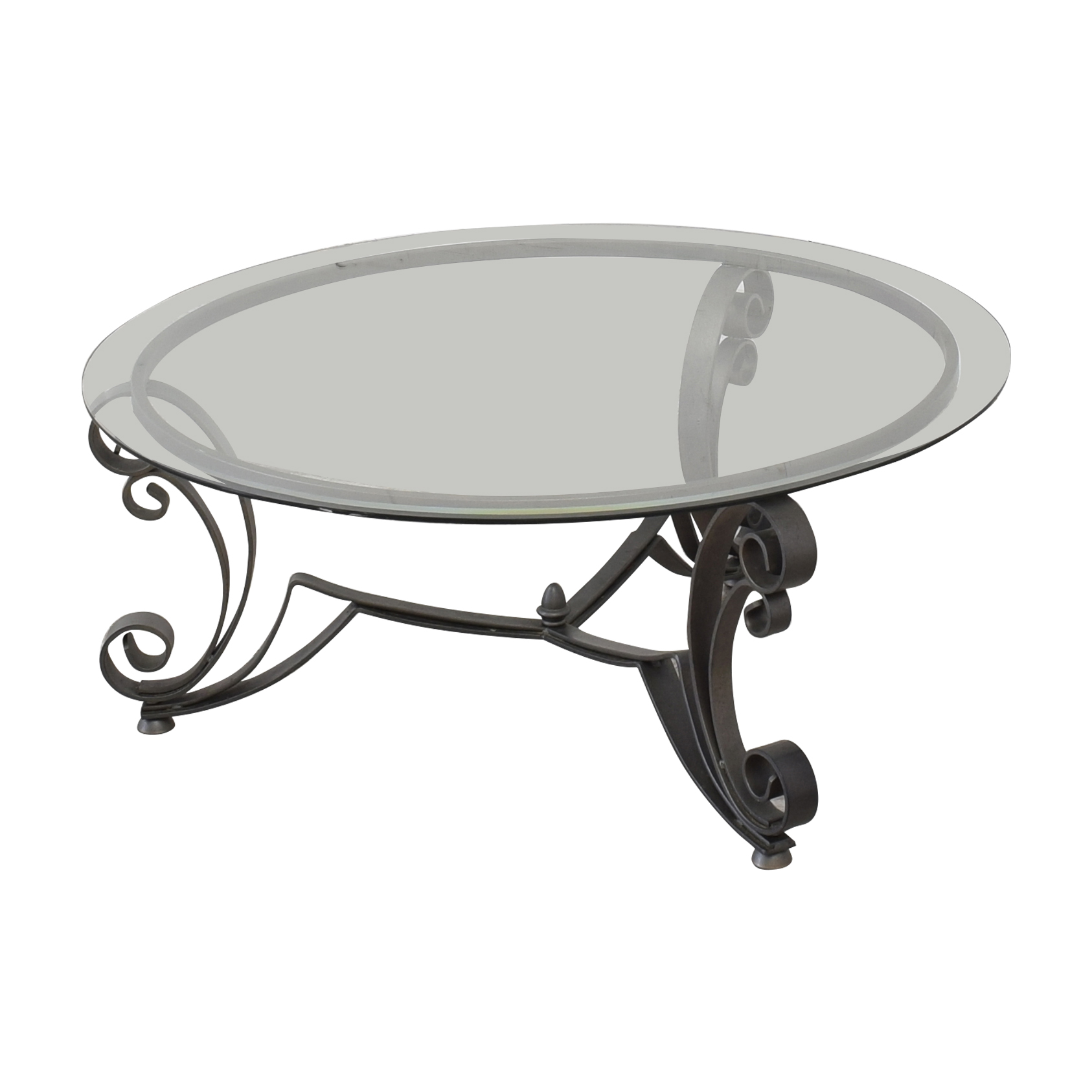 Bloomingdale's Art Deco Style Coffee Table second hand