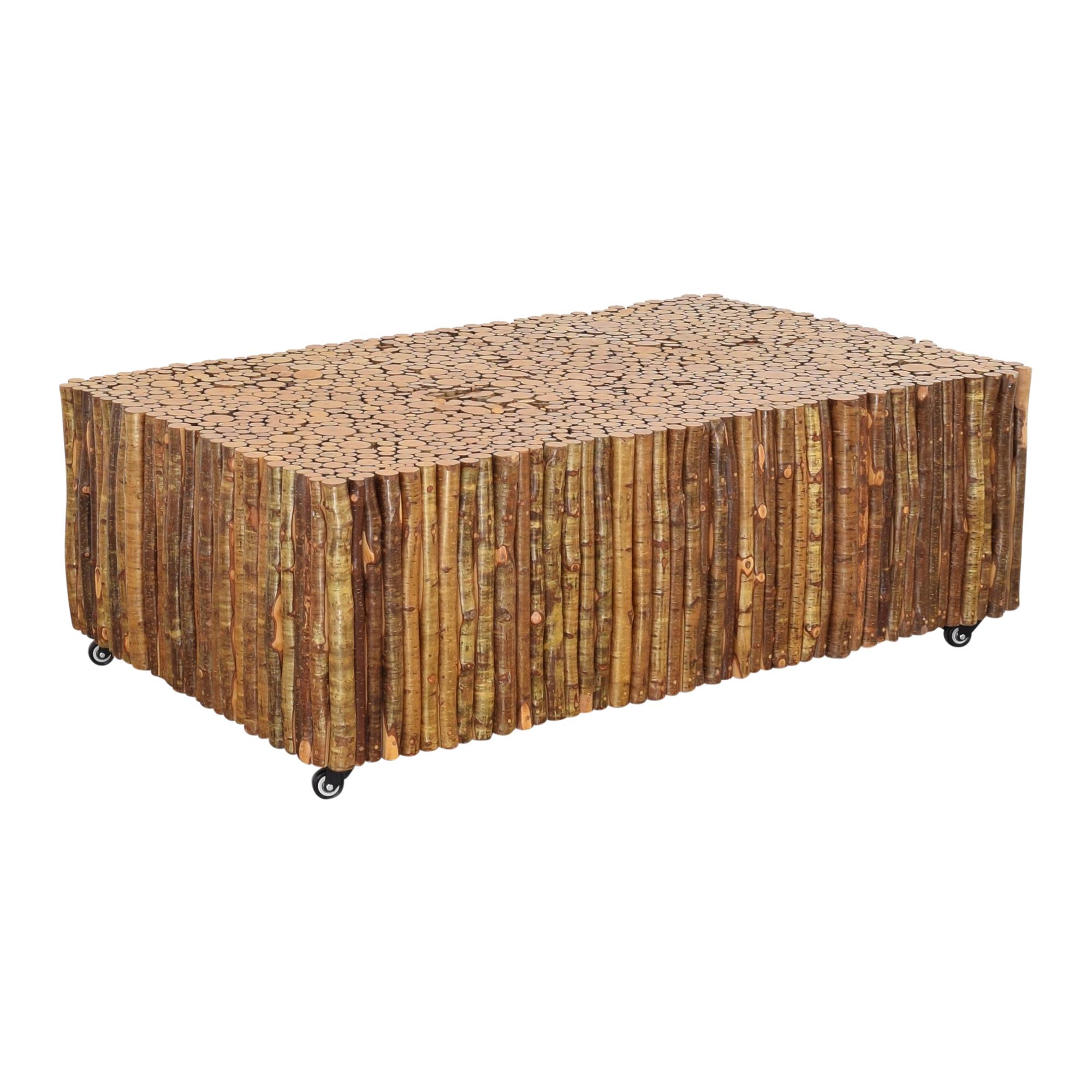 Hudson Furniture Hudson Furniture Birch Coffee Table Tables