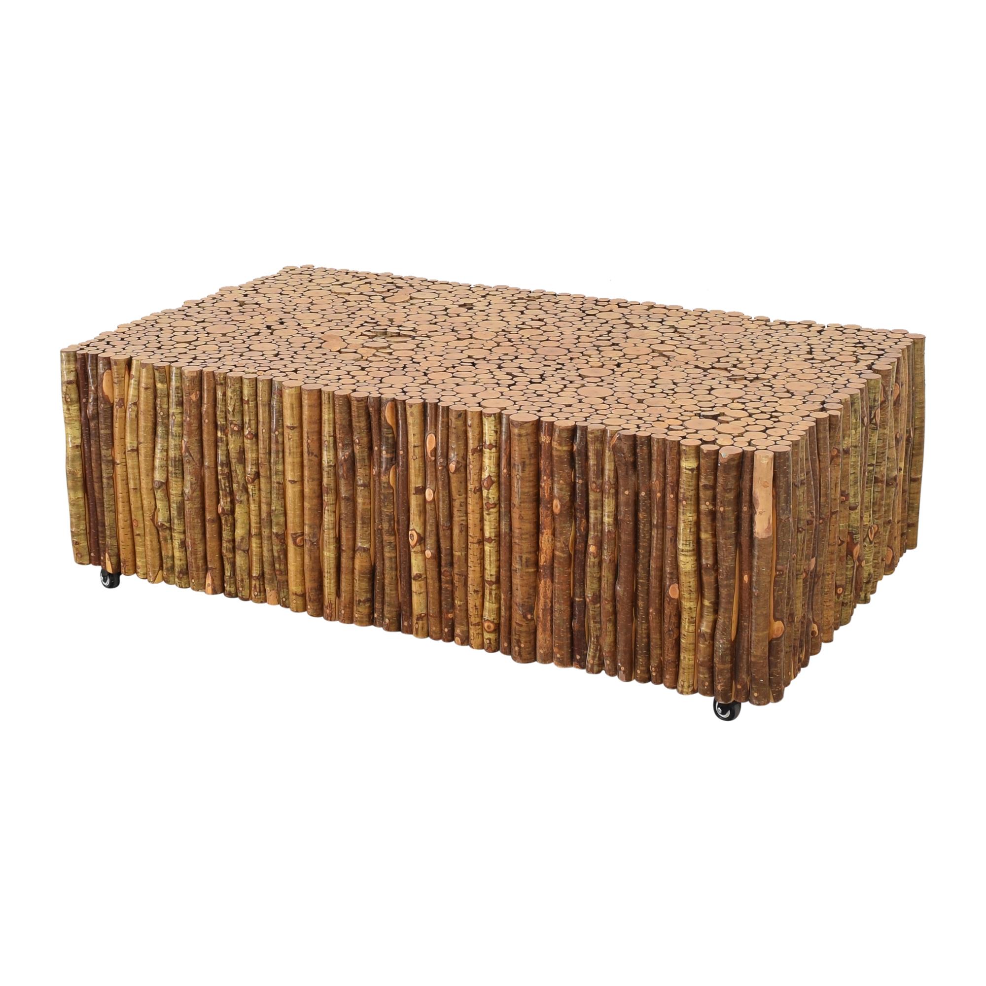 buy Hudson Furniture Birch Coffee Table Hudson Furniture Tables