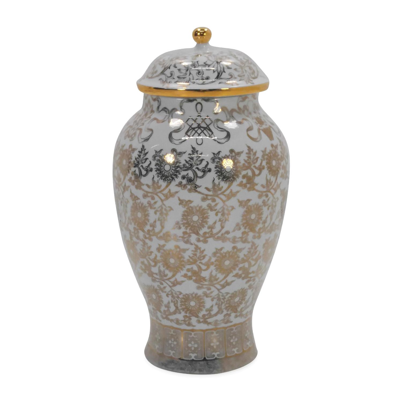 Pottery Barn Pottery Barn Porcelain Vase Decor