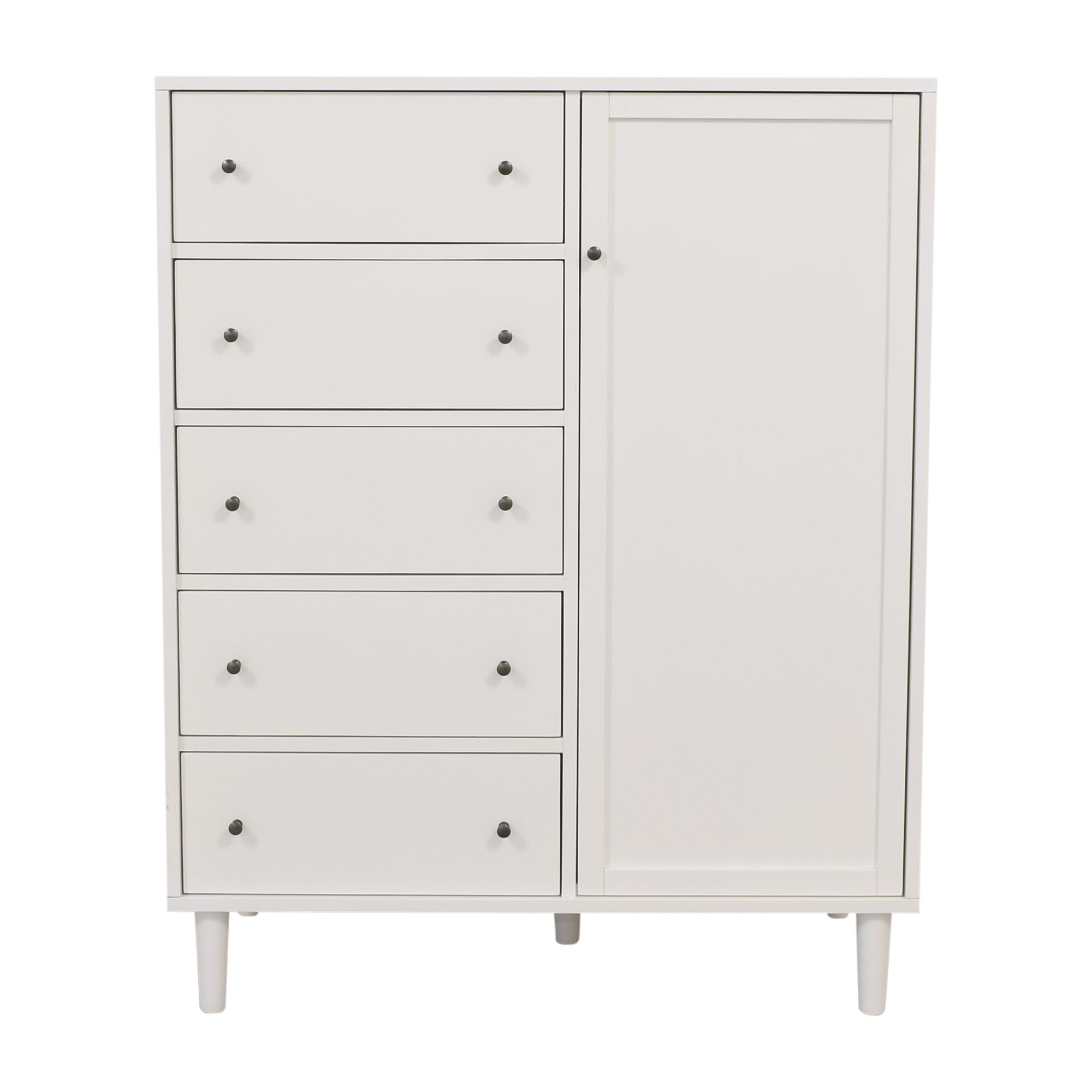 43% OFF - Crate & Barrel Crate & Barrel Barnes Wardrobe ...
