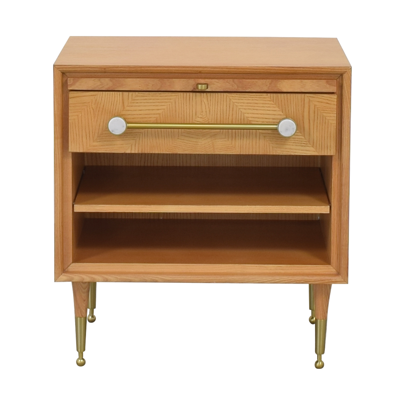 Anthropologie Anthropologie Nelson Storage Nightstand used