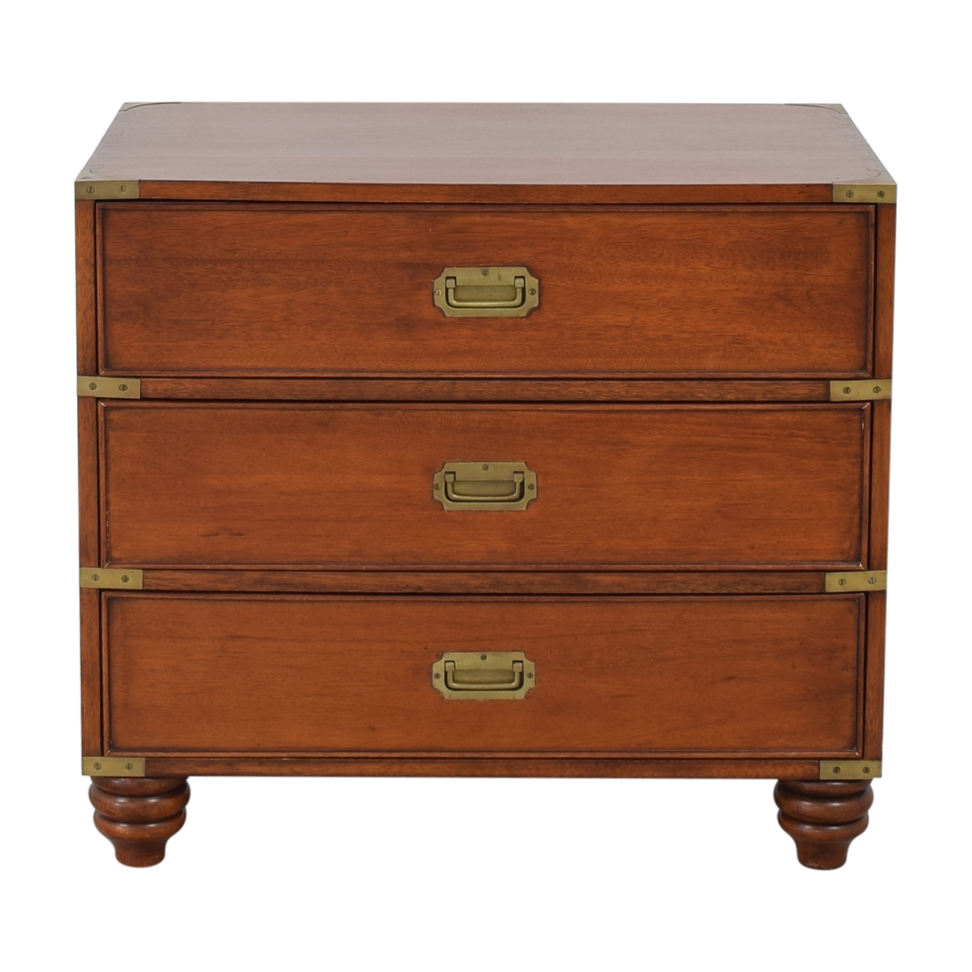 Williams Sonoma Willams Sonoma Campaign Style Nightstand second hand