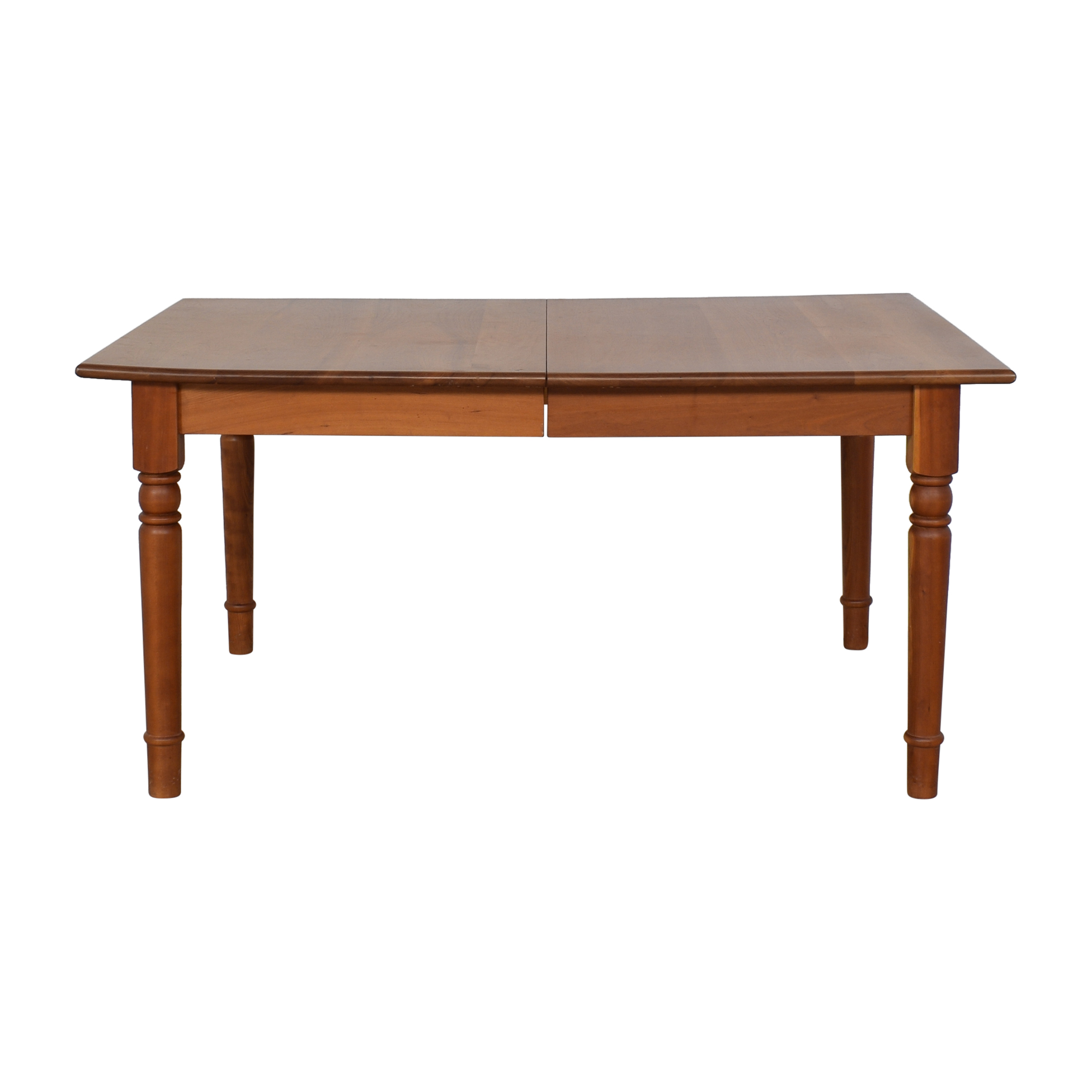 shop Asher Benjamin Studio Extended Dining Table Asher Benjamin Studio Dinner Tables