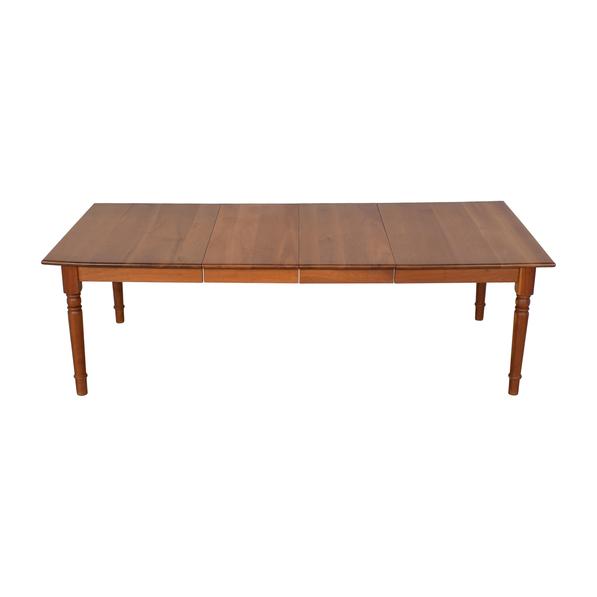 Asher Benjamin Studio Asher Benjamin Studio Extended Dining Table Dinner Tables