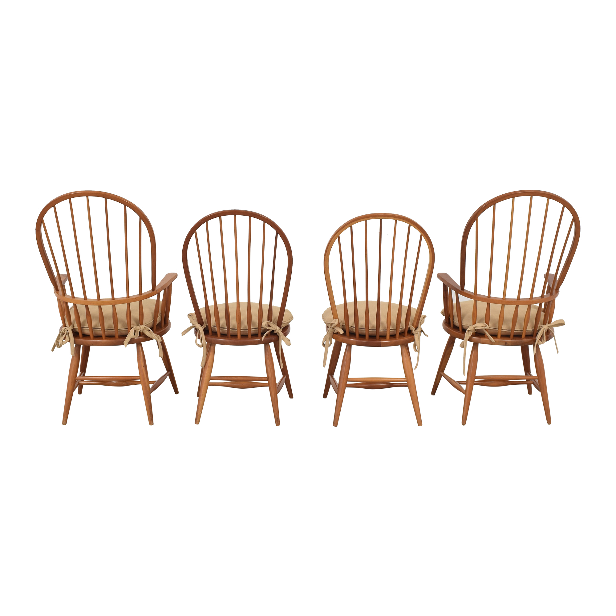 Asher Benjamin Studio Asher Benjamin Studio Windsor Back Dining Room Chairs on sale