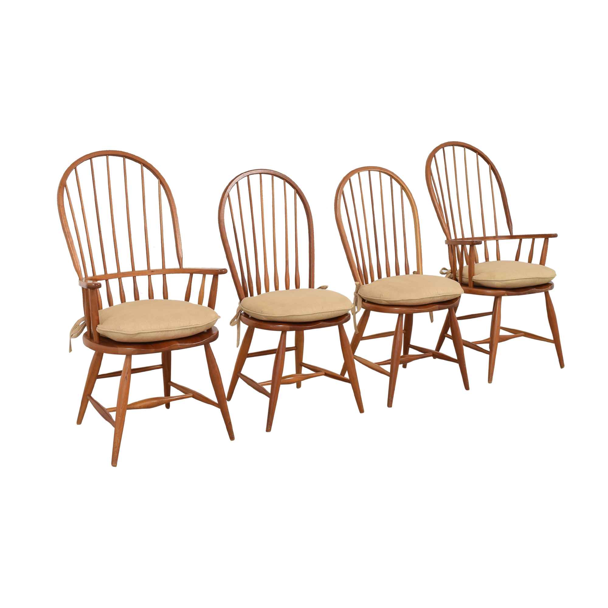 Asher Benjamin Studio Asher Benjamin Studio Windsor Back Dining Room Chairs pa