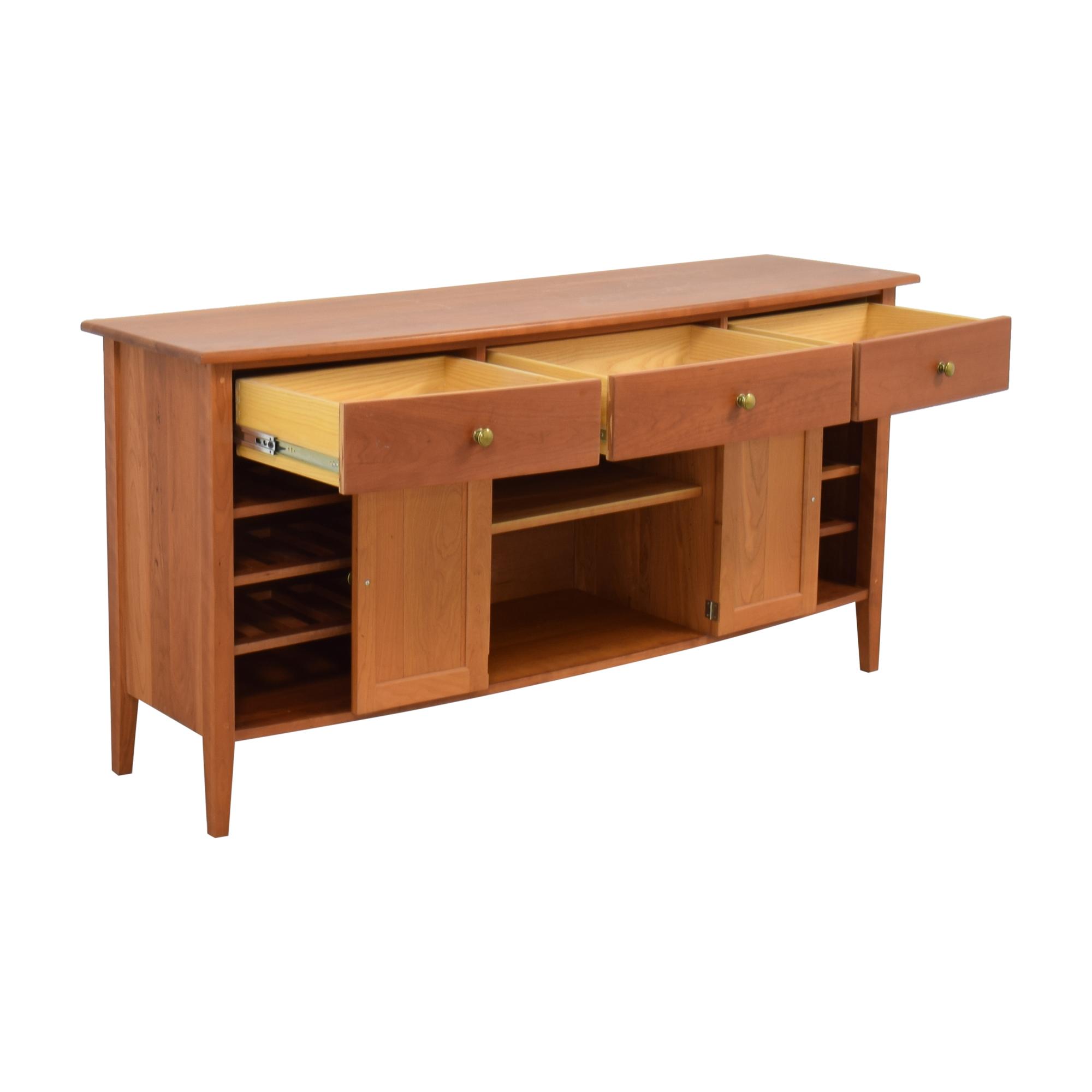 buy Asher Benjamin Studio Sideboard Asher Benjamin Studio Cabinets & Sideboards
