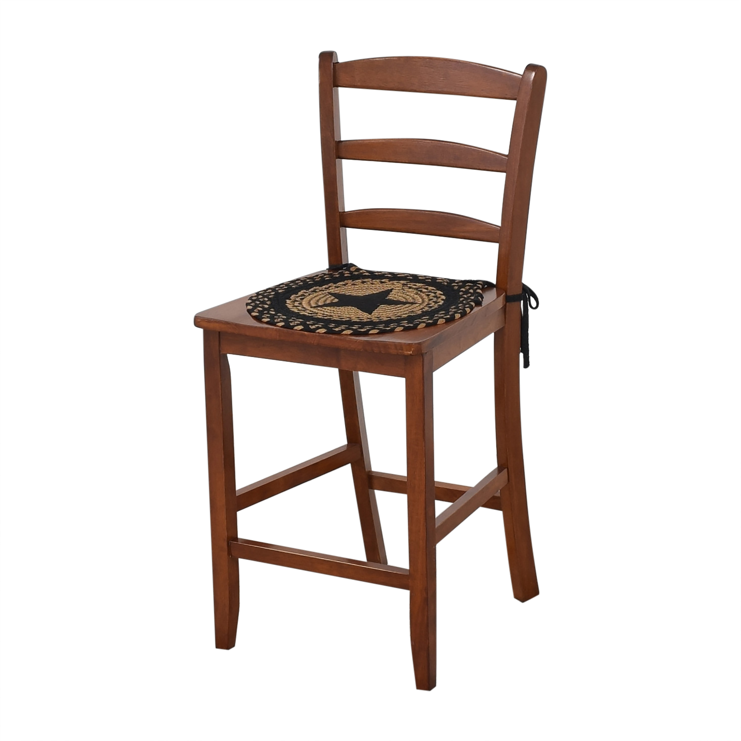Winsome Wood Albany Ladder Back Counter Stools / Chairs