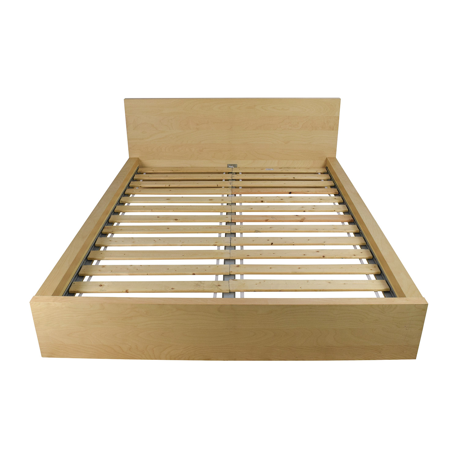 ikea ikea sultan queen bed frame discount