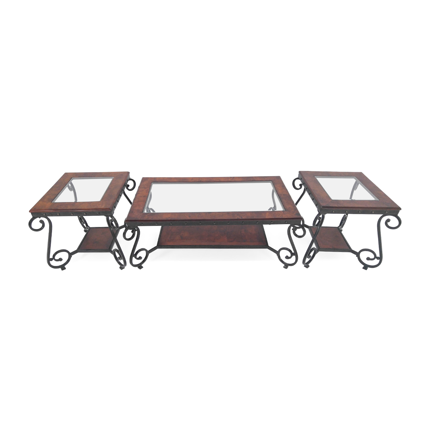 Bobs Furniture Bob's Coffee Table Set Tables
