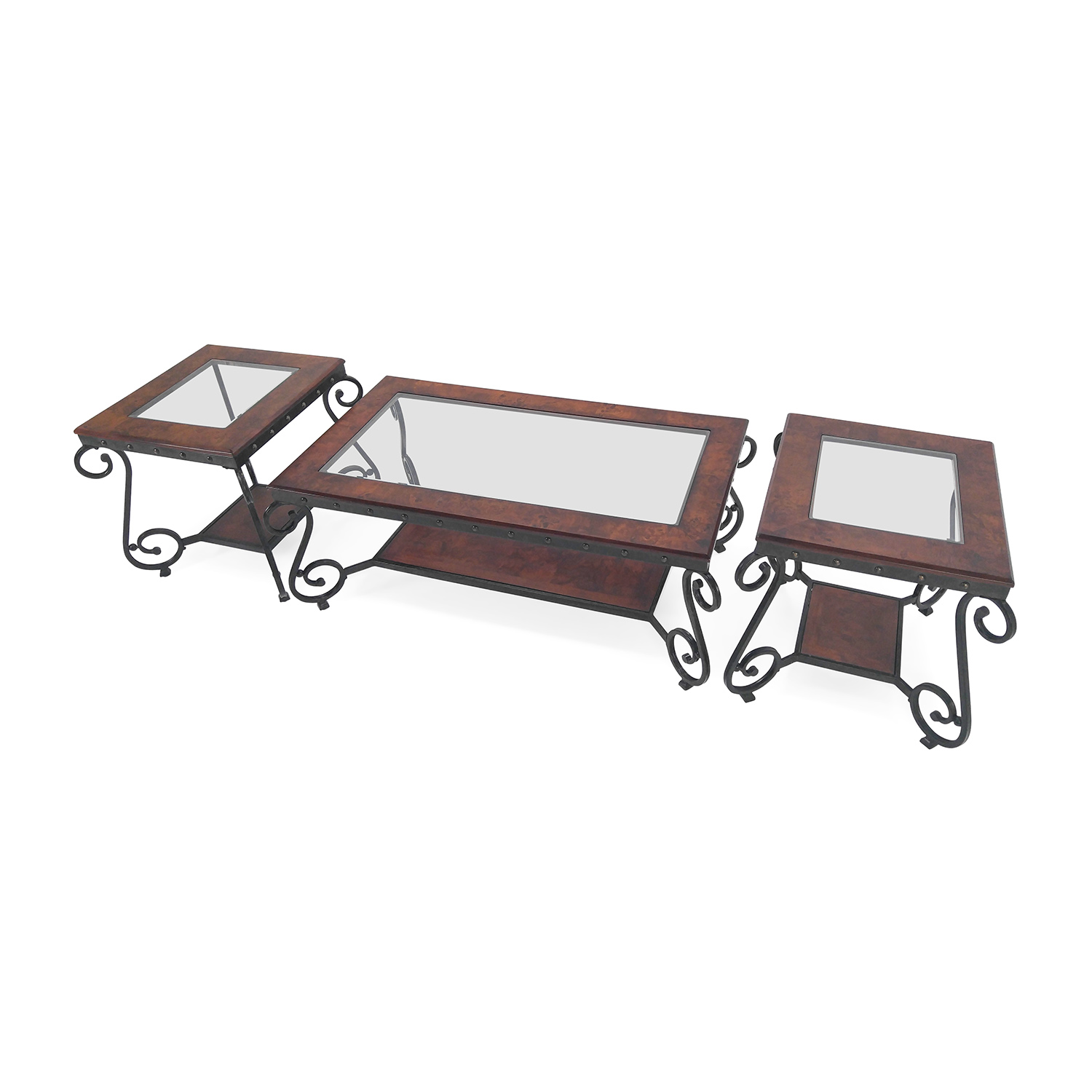 90 off bobs furniture bob 39 s coffee table set tables for K furniture coffee table
