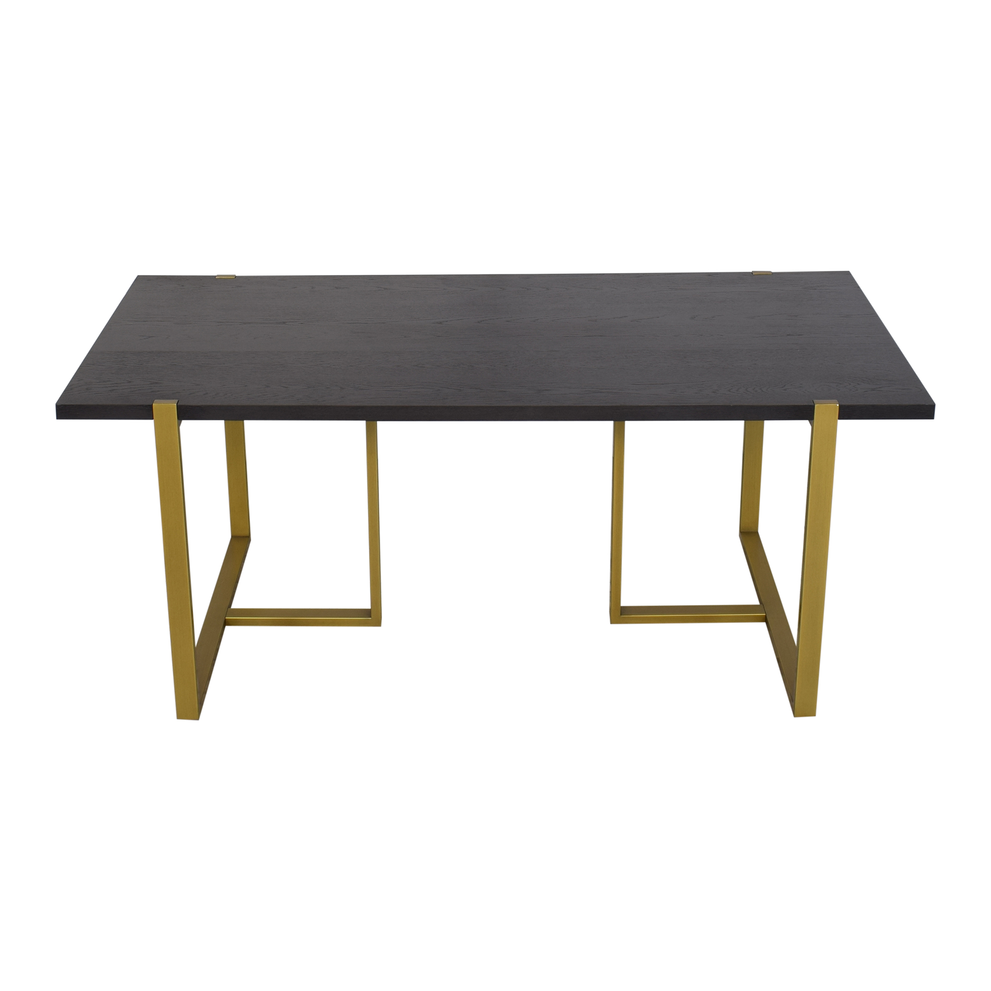 Article Article Oscuro Dining Table dimensions