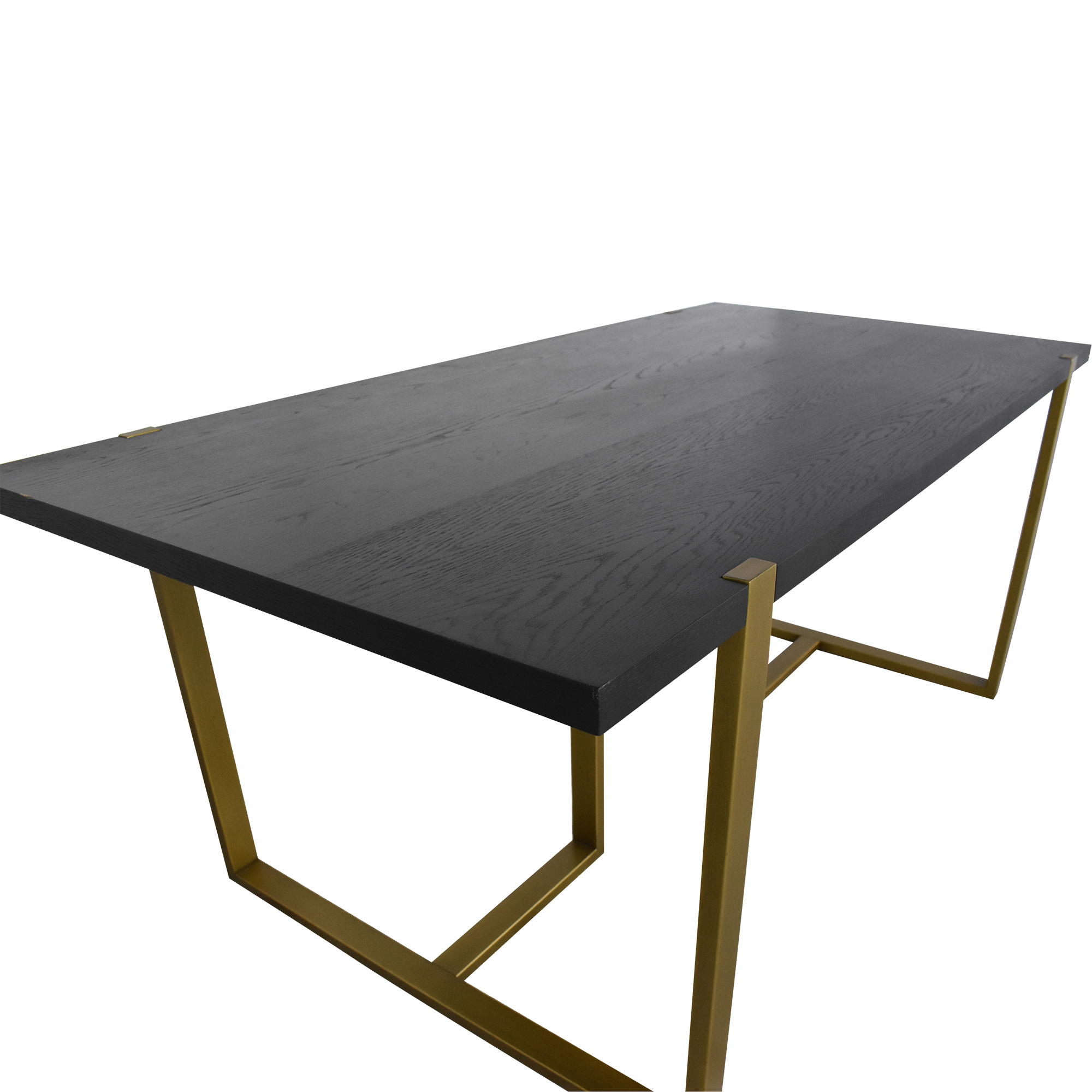 Article Article Oscuro Dining Table Dinner Tables