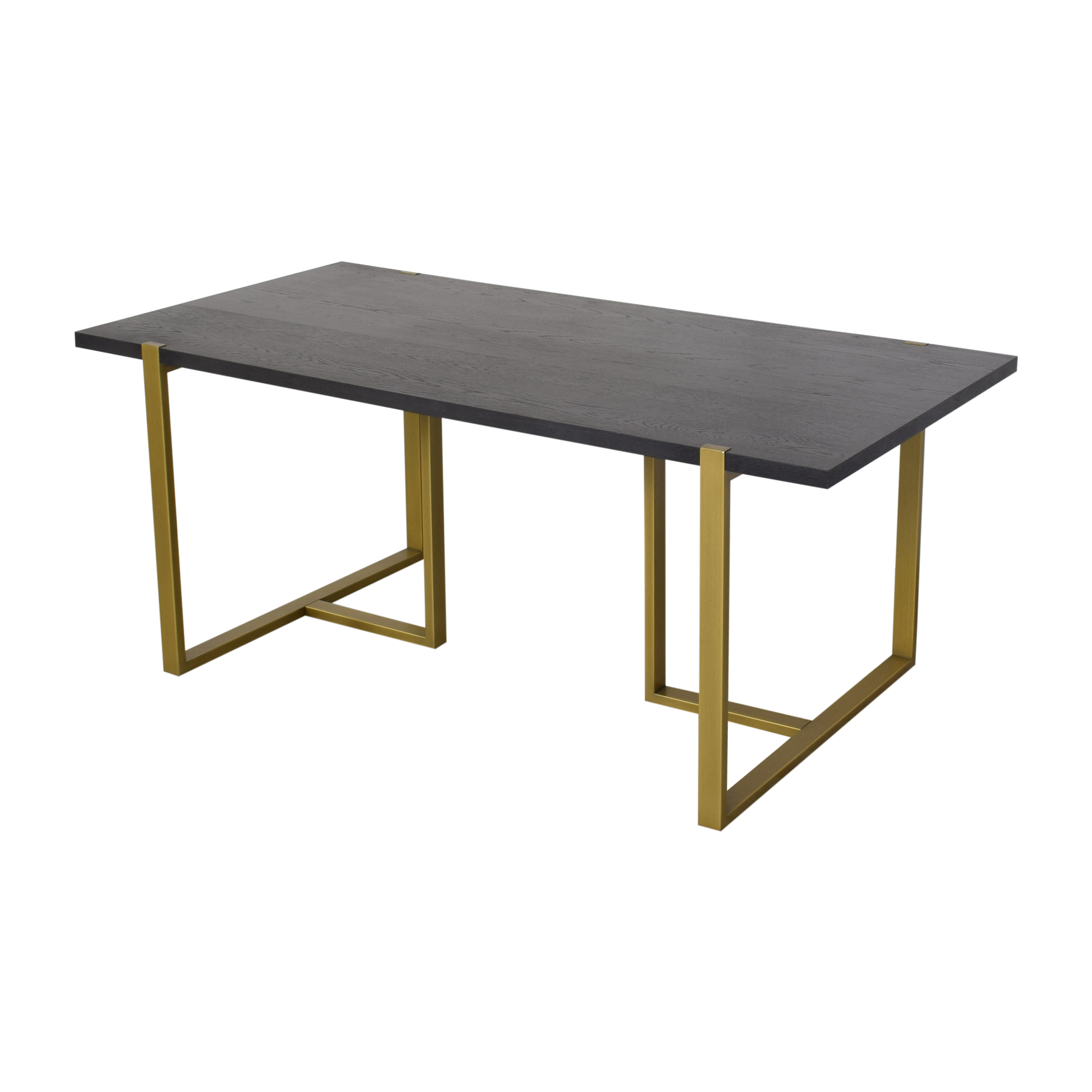 shop Article Oscuro Dining Table Article Tables