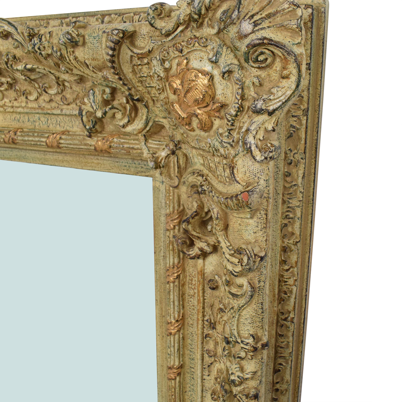 Antique Bevel Mirror on sale