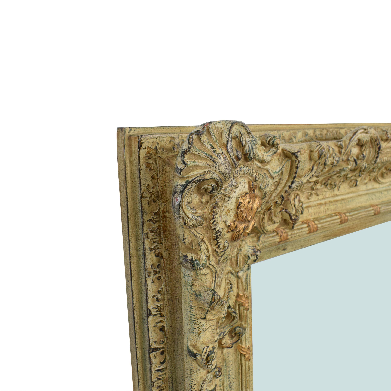 Antique Bevel Mirror nyc