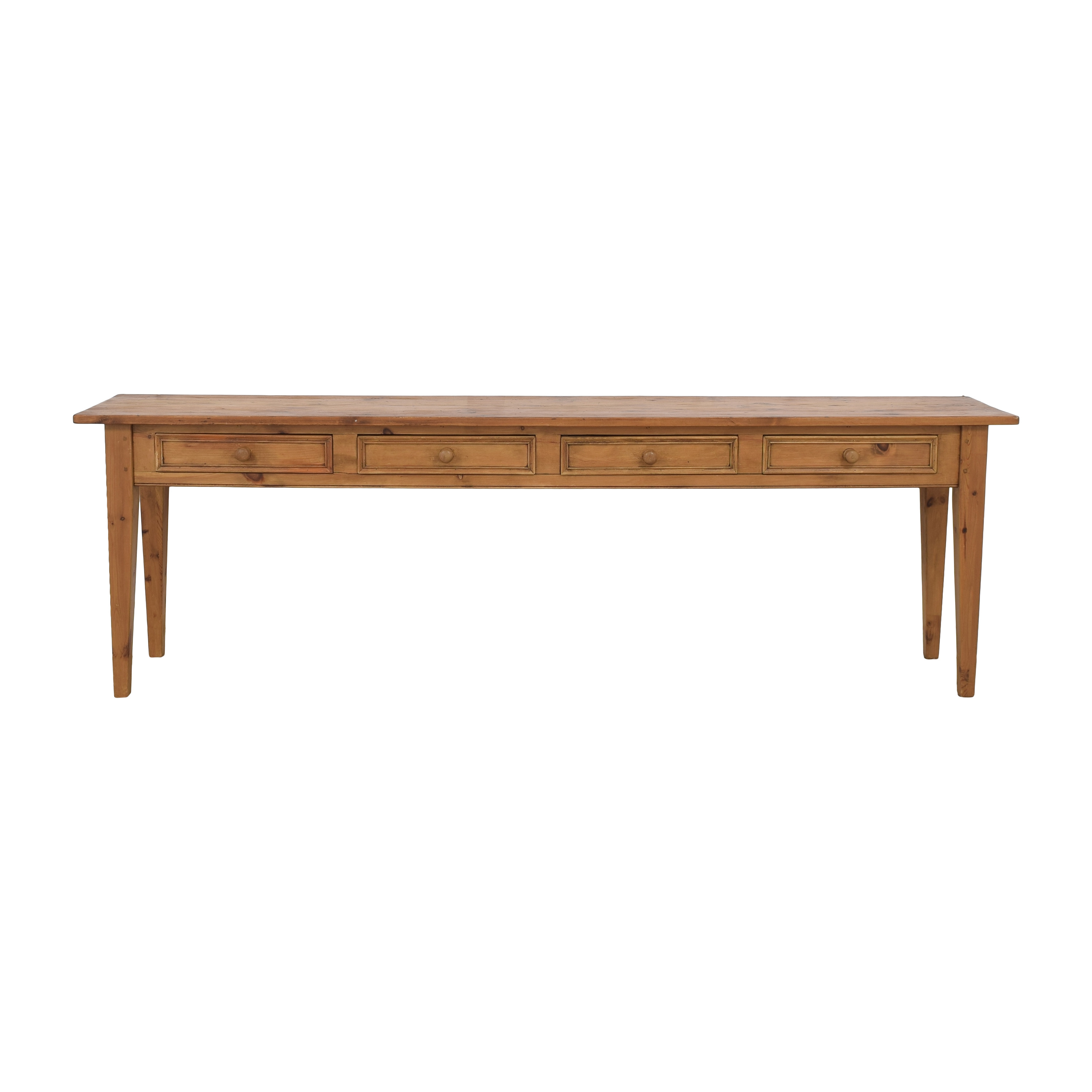 ABC Carpet & Home ABC Carpet & Home Sofa Table discount