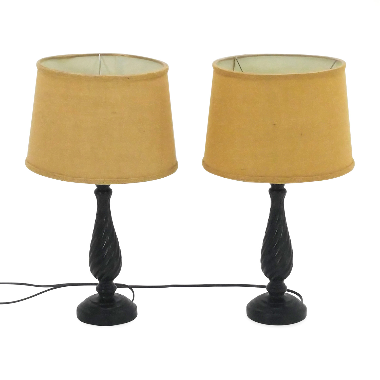 Target Twin Table Lamps