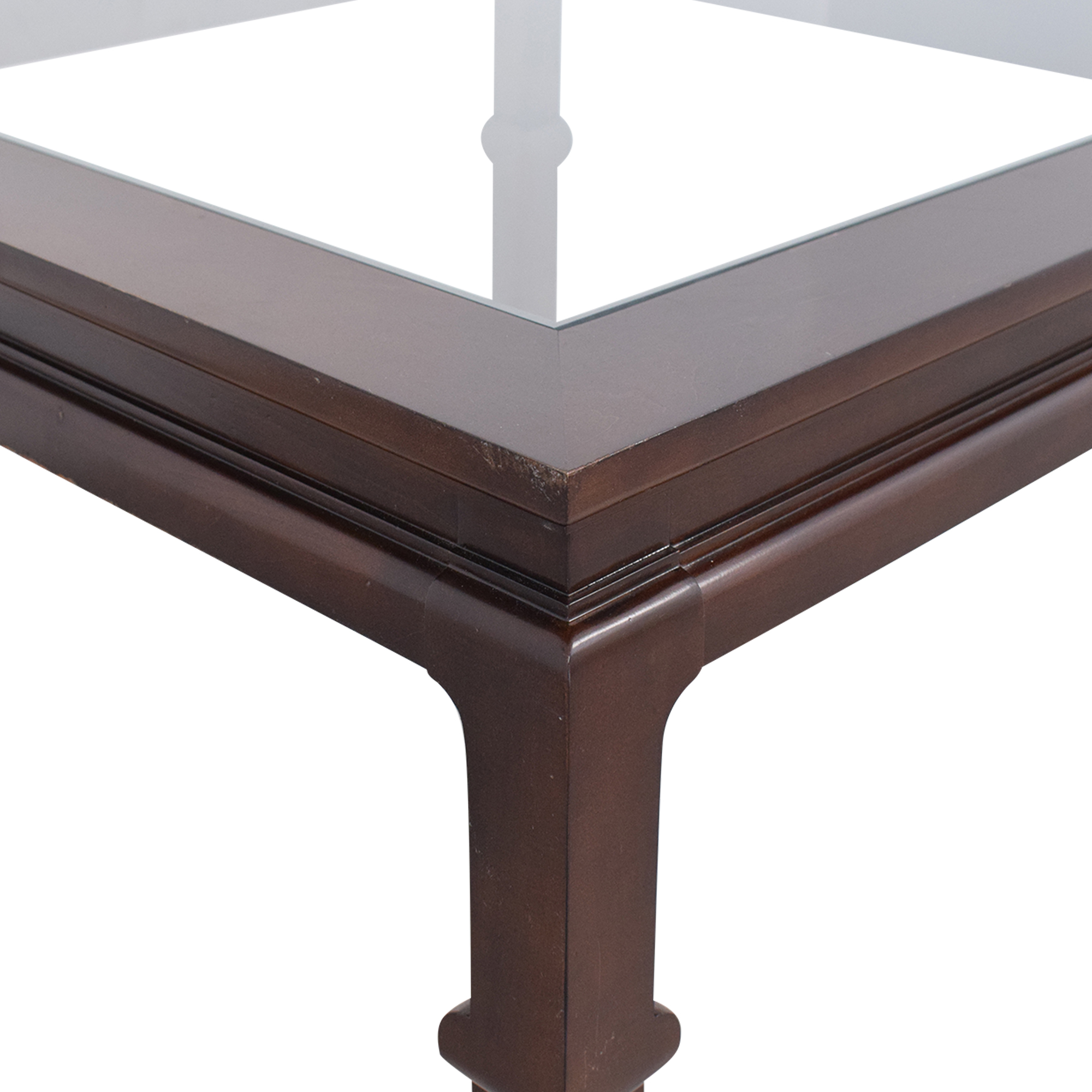 Hickory Chair Hickory Chair Ceylon Made to Measure Dining Table discount