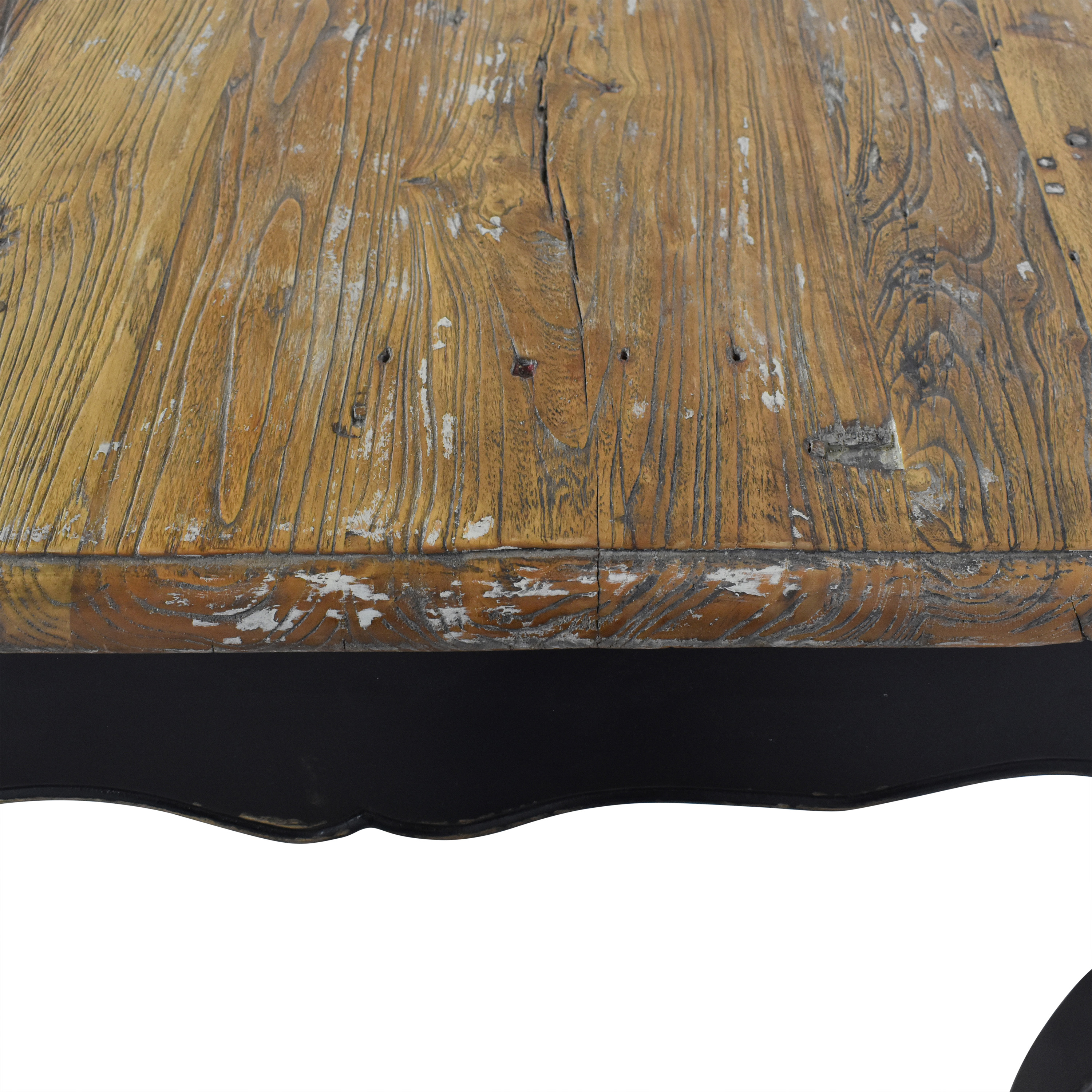ABC Carpet & Home ABC Carpet & Home Rustic Dining Table Tables