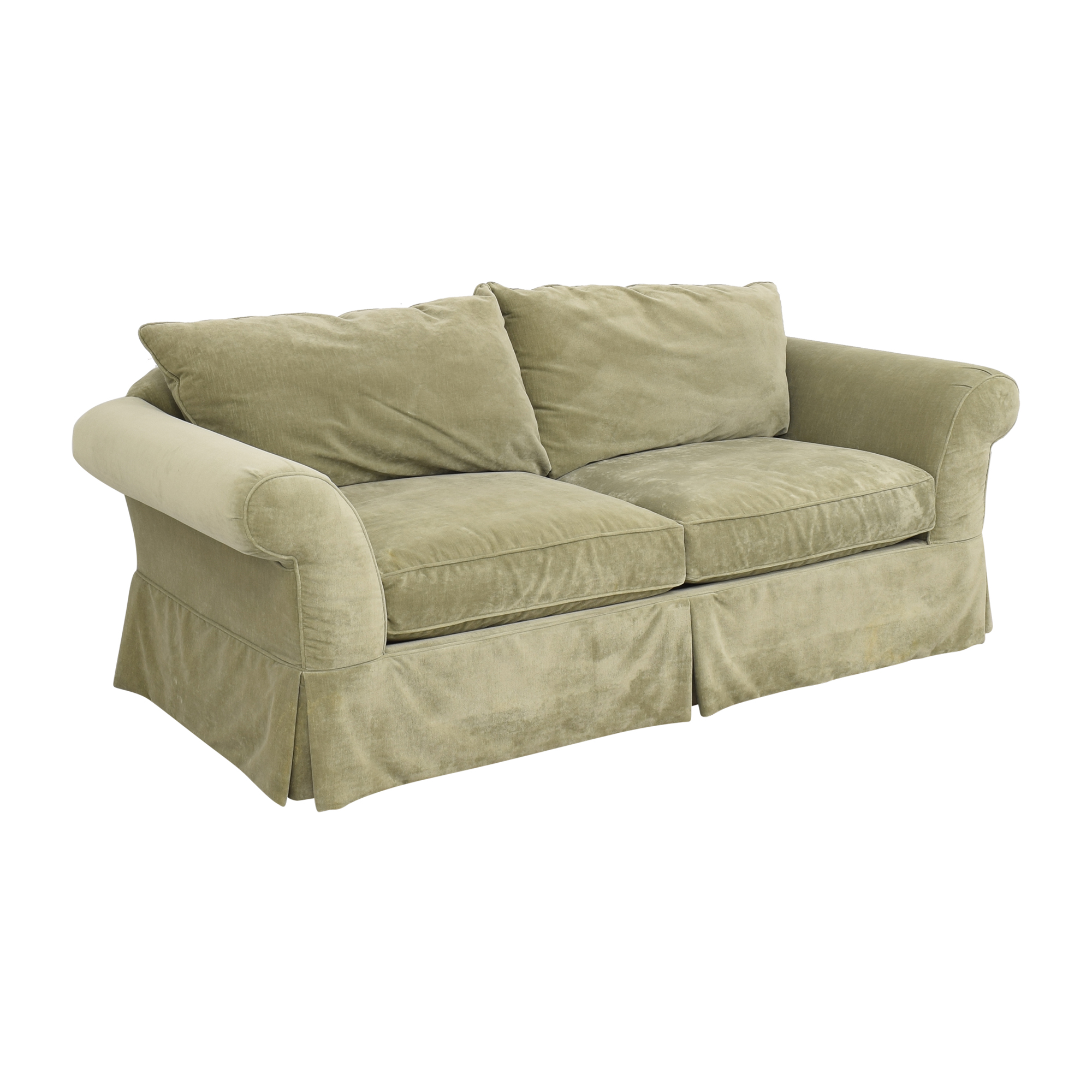 Domain Domain Skirted Sofa on sale