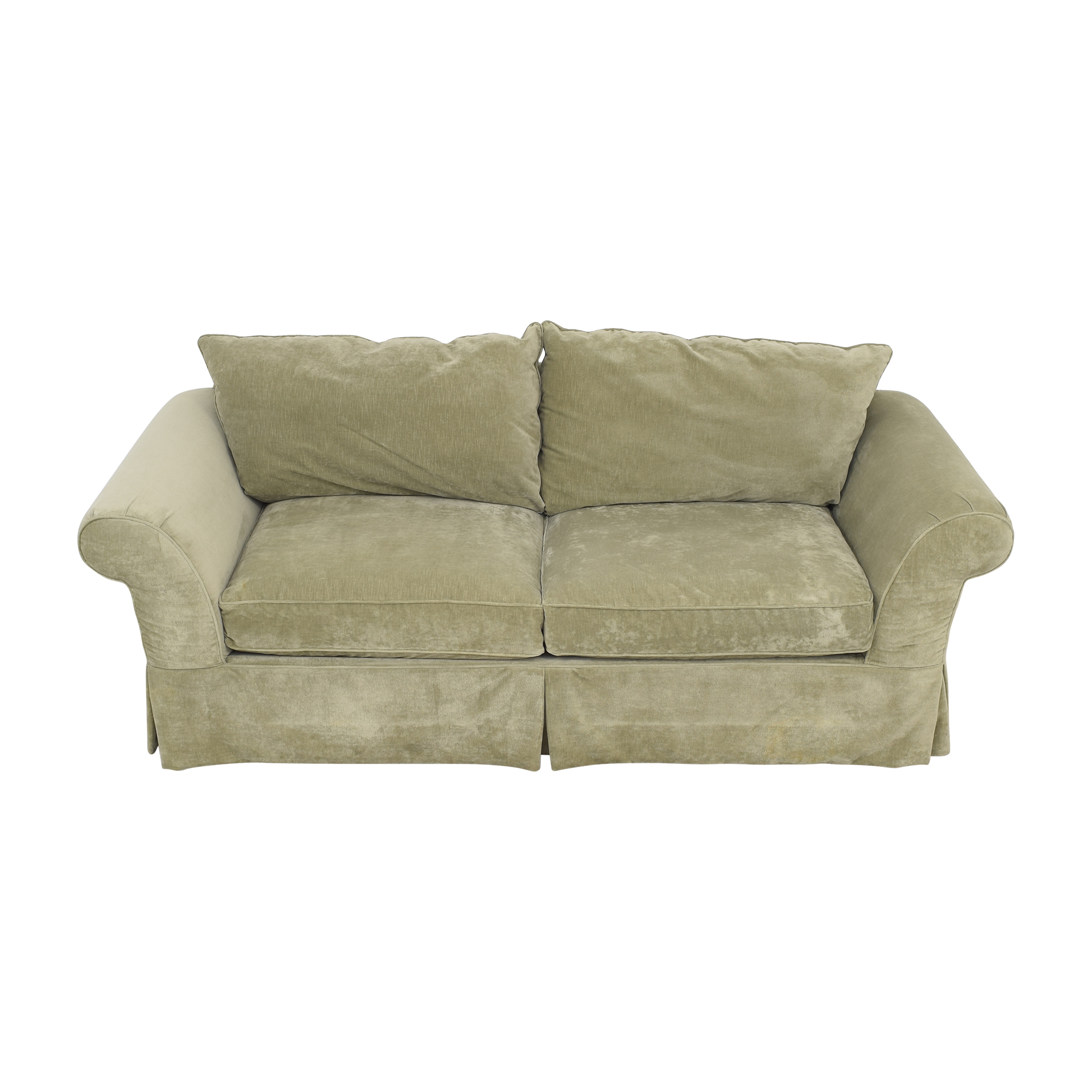 Domain Domain Skirted Sofa nj