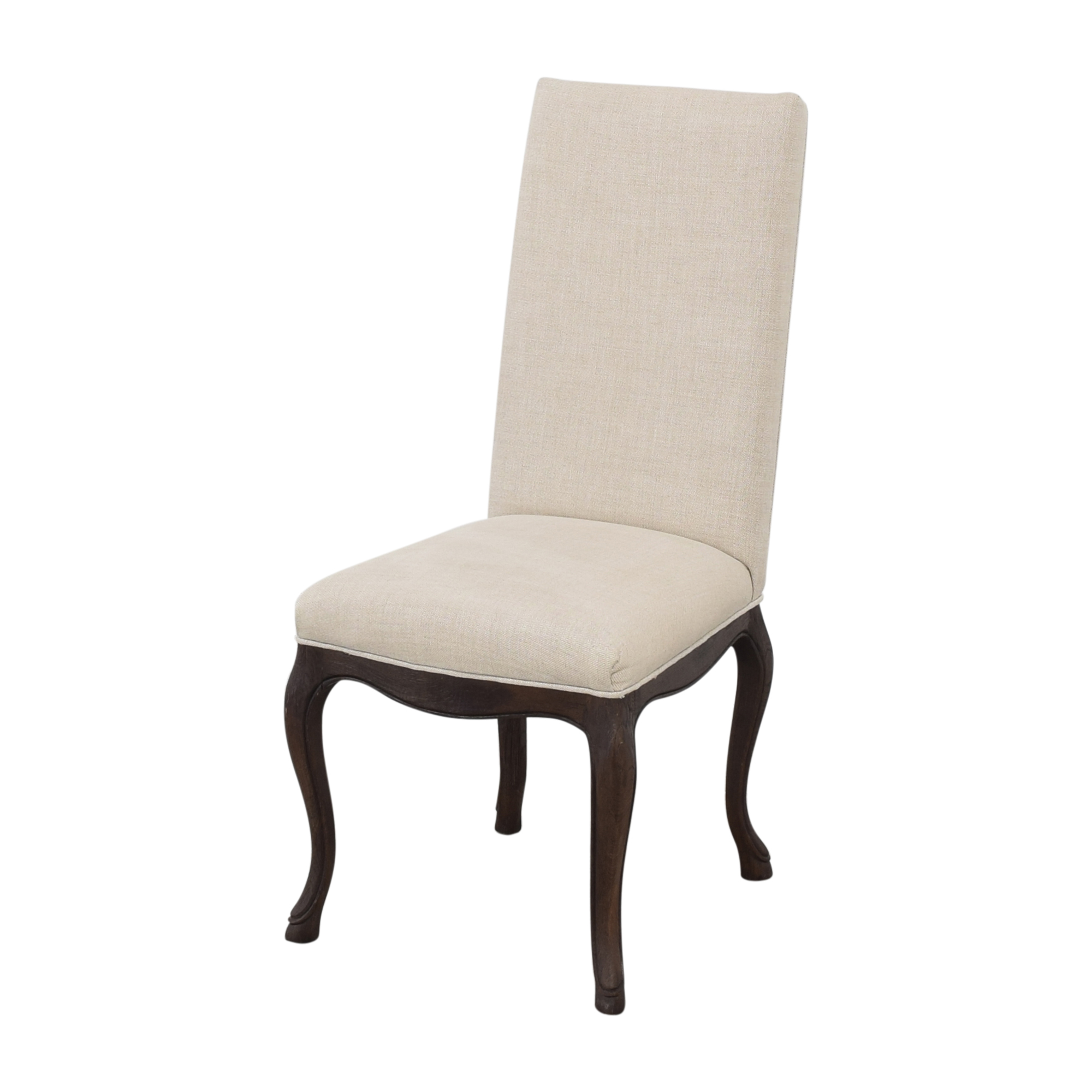 Restoration Hardware Restoration Hardware Louis XV Cabriole Chairs second hand