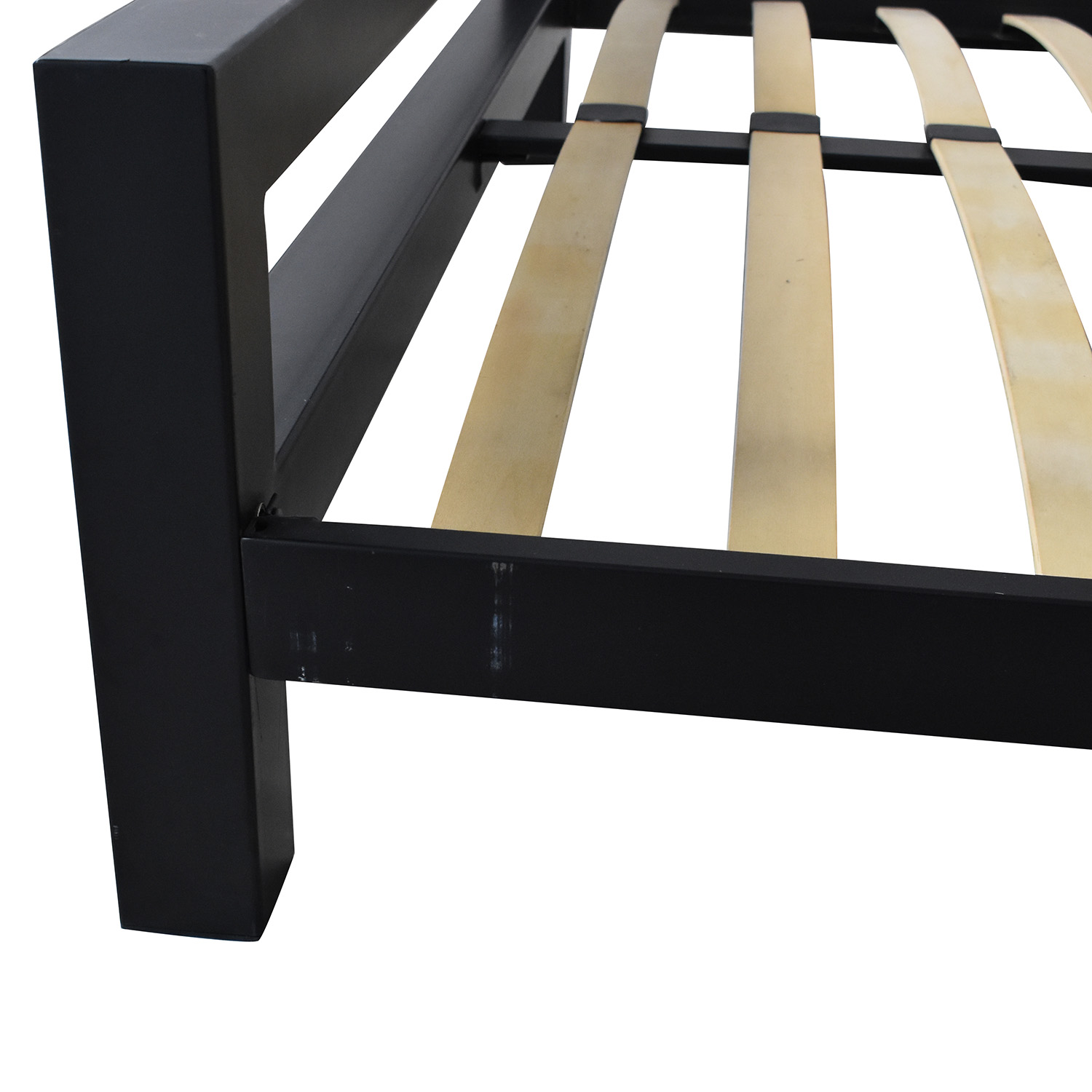 CB2 CB2 Modern Queen Bed Frame used