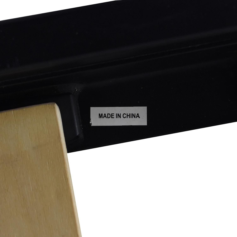 CB2 CB2 Modern Queen Bed Frame price