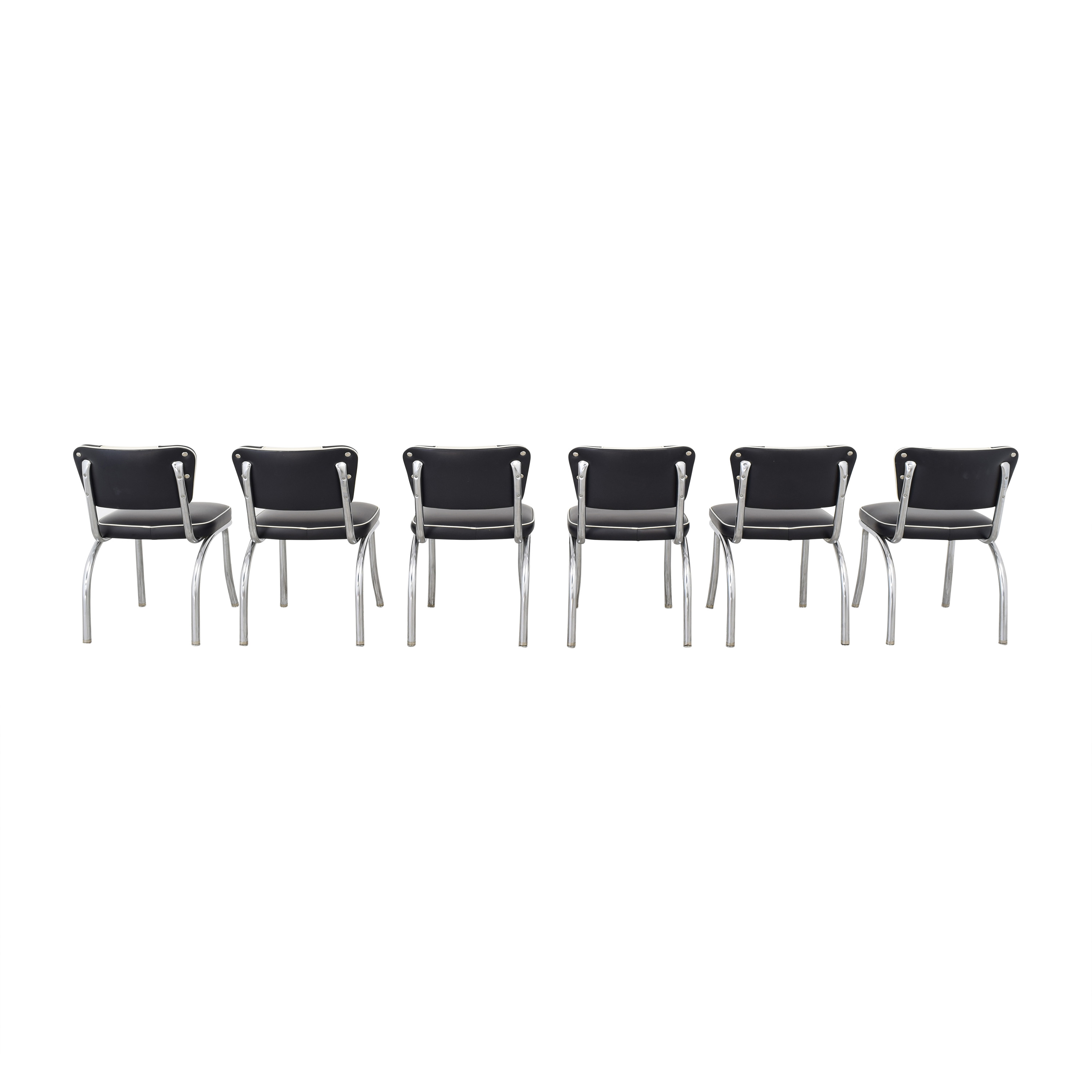 Richardson Seating Corp Richardson Seating Classic Diner Chair discount