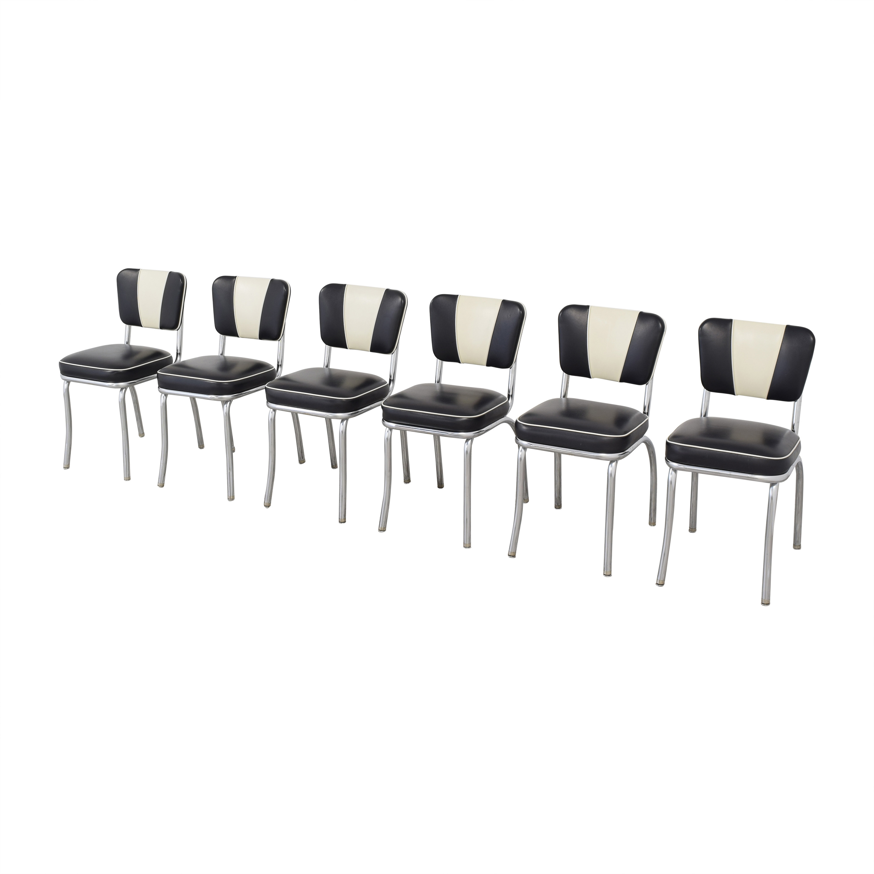 Richardson Seating Corp Richardson Seating Classic Diner Chair Chairs