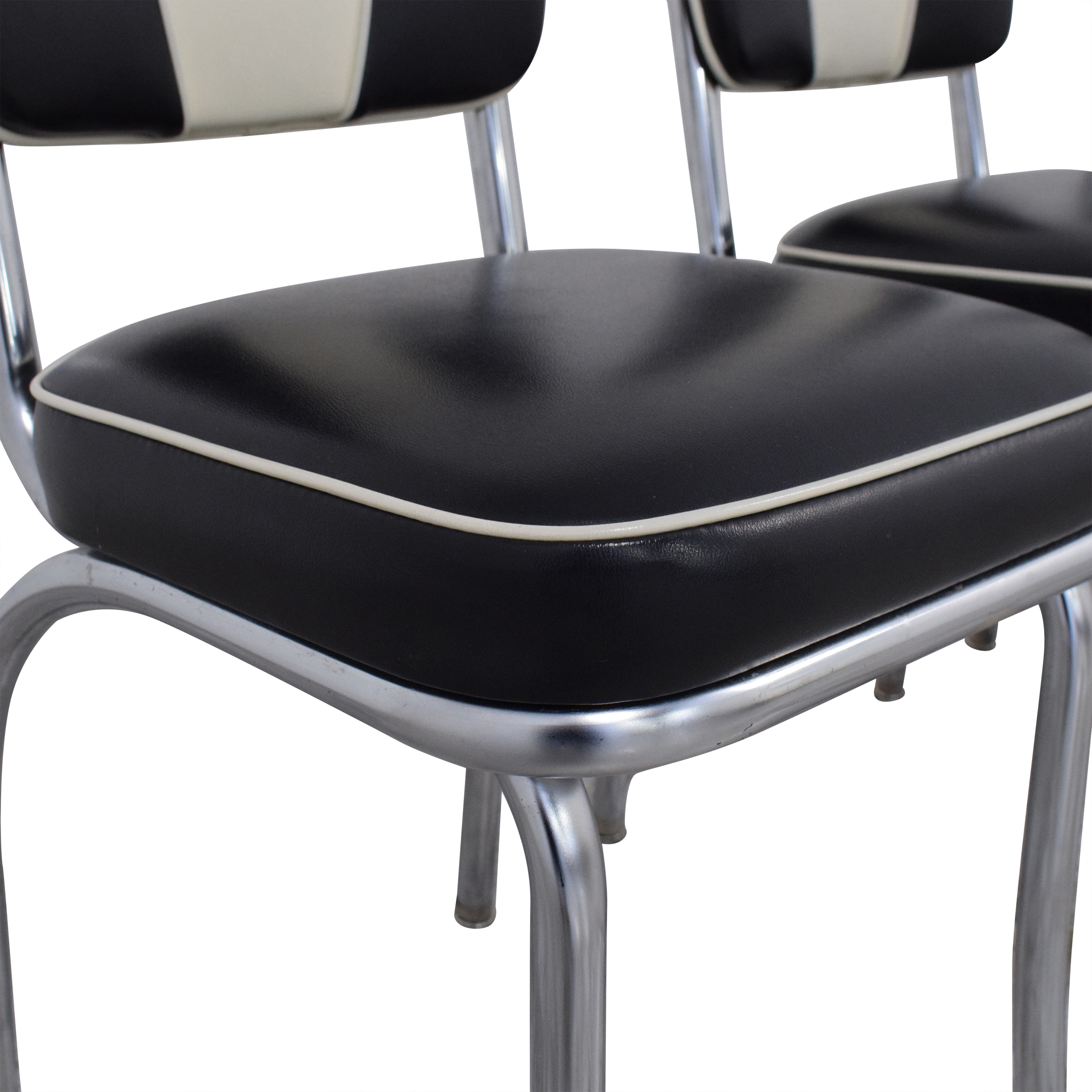 Richardson Seating Corp Richardson Seating Classic Diner Chair on sale