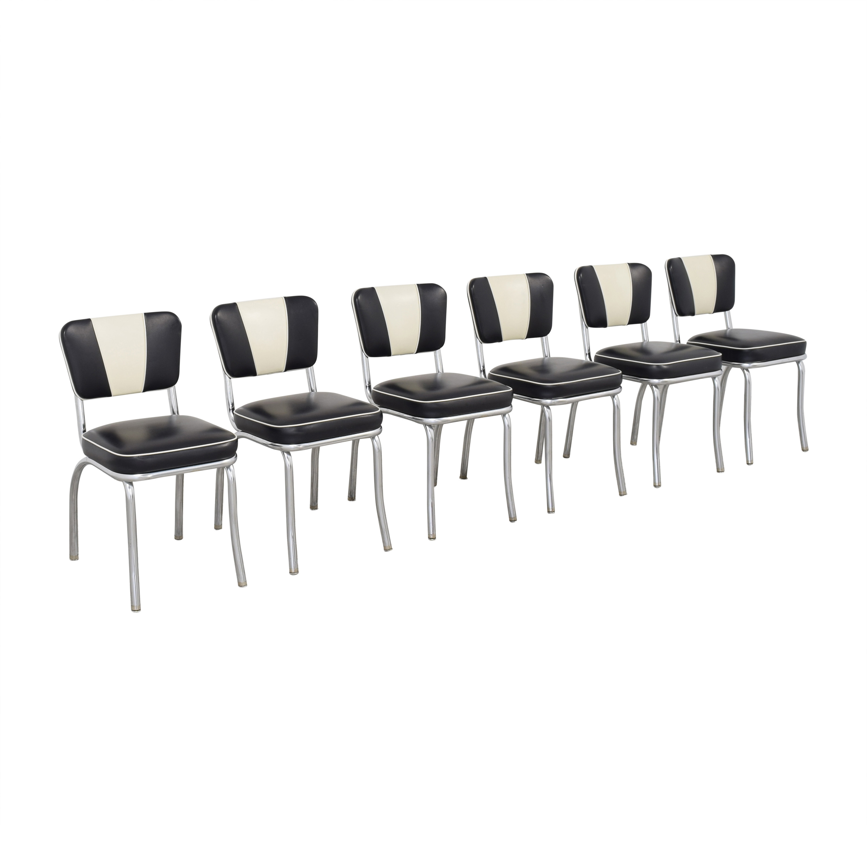 Richardson Seating Corp Richardson Seating Classic Diner Chair second hand