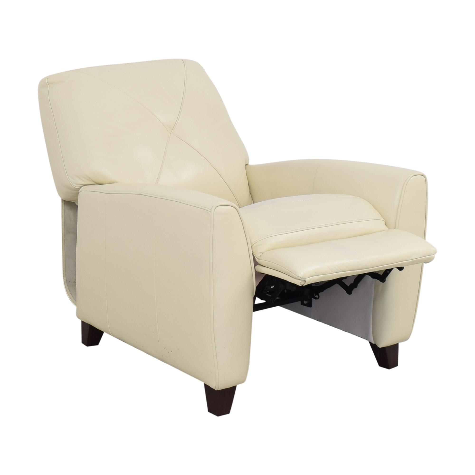 Macy's Macy's Myia Pushback Reclining Chair second hand