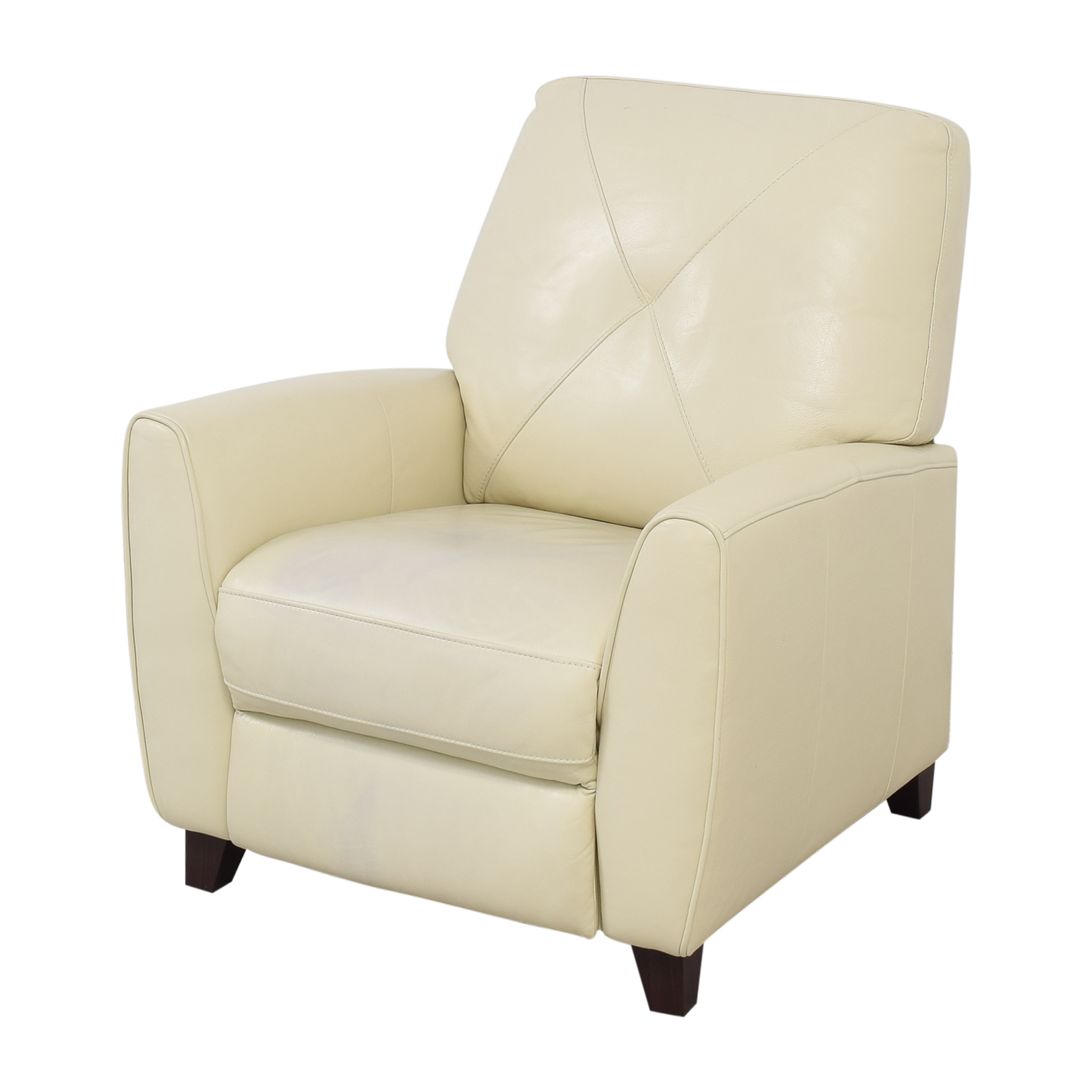 Macy's Macy's Myia Pushback Reclining Chair Accent Chairs