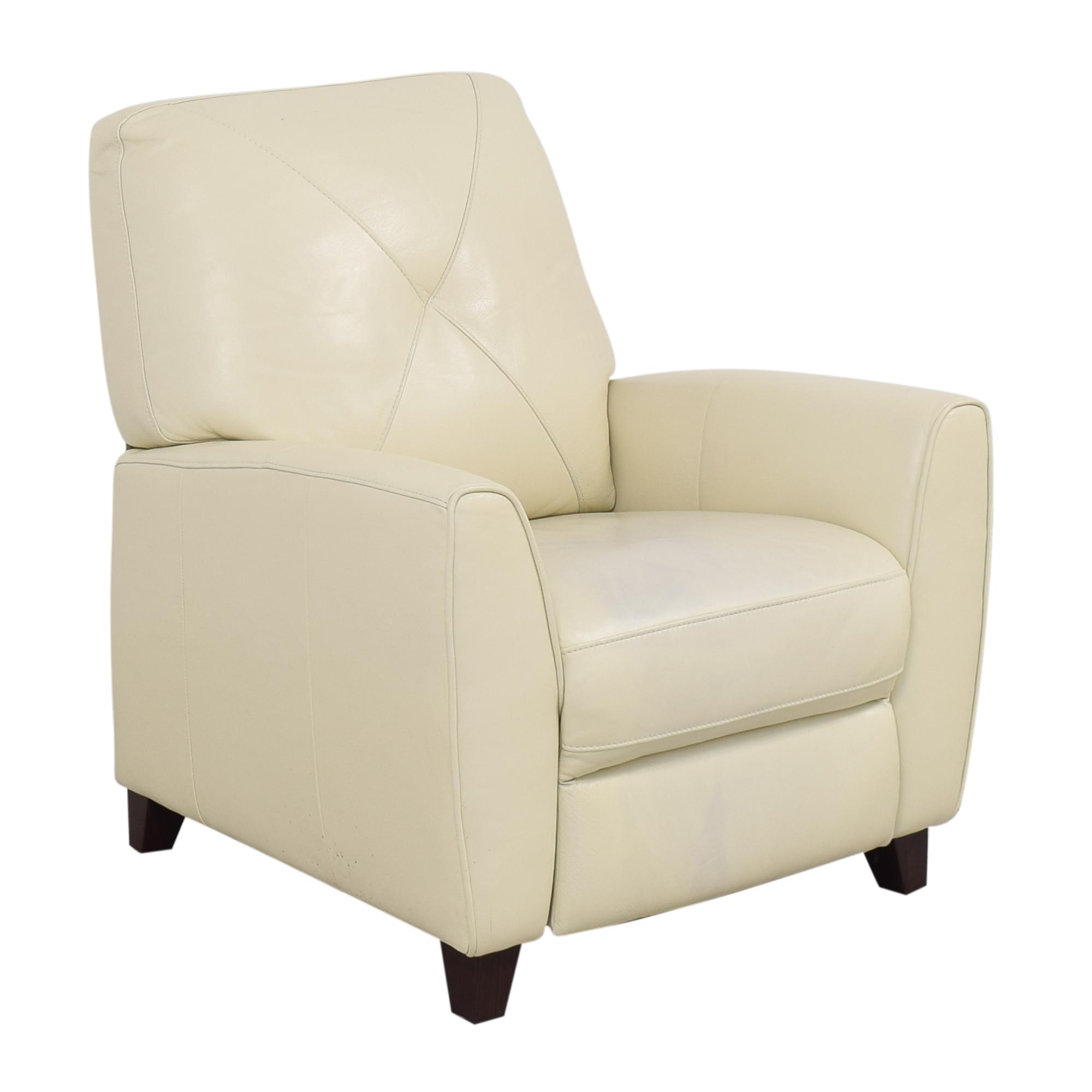 Macy's Macy's Myia Pushback Reclining Chair ct
