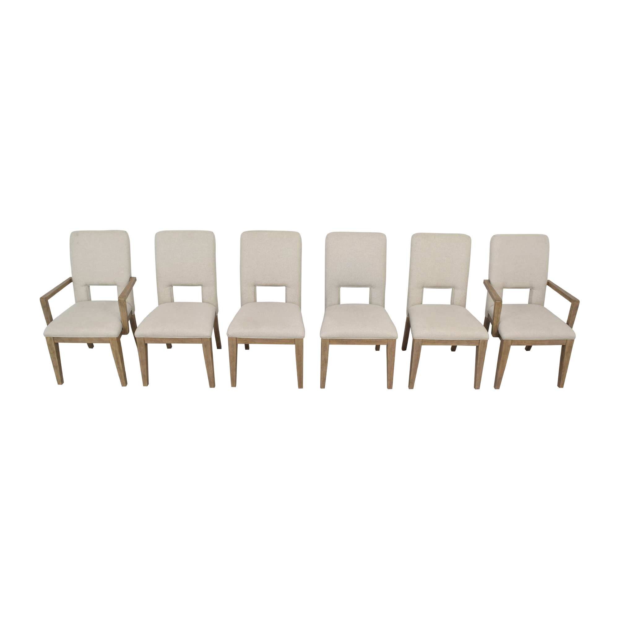 Macy's Macy's Altair Dining Chairs discount